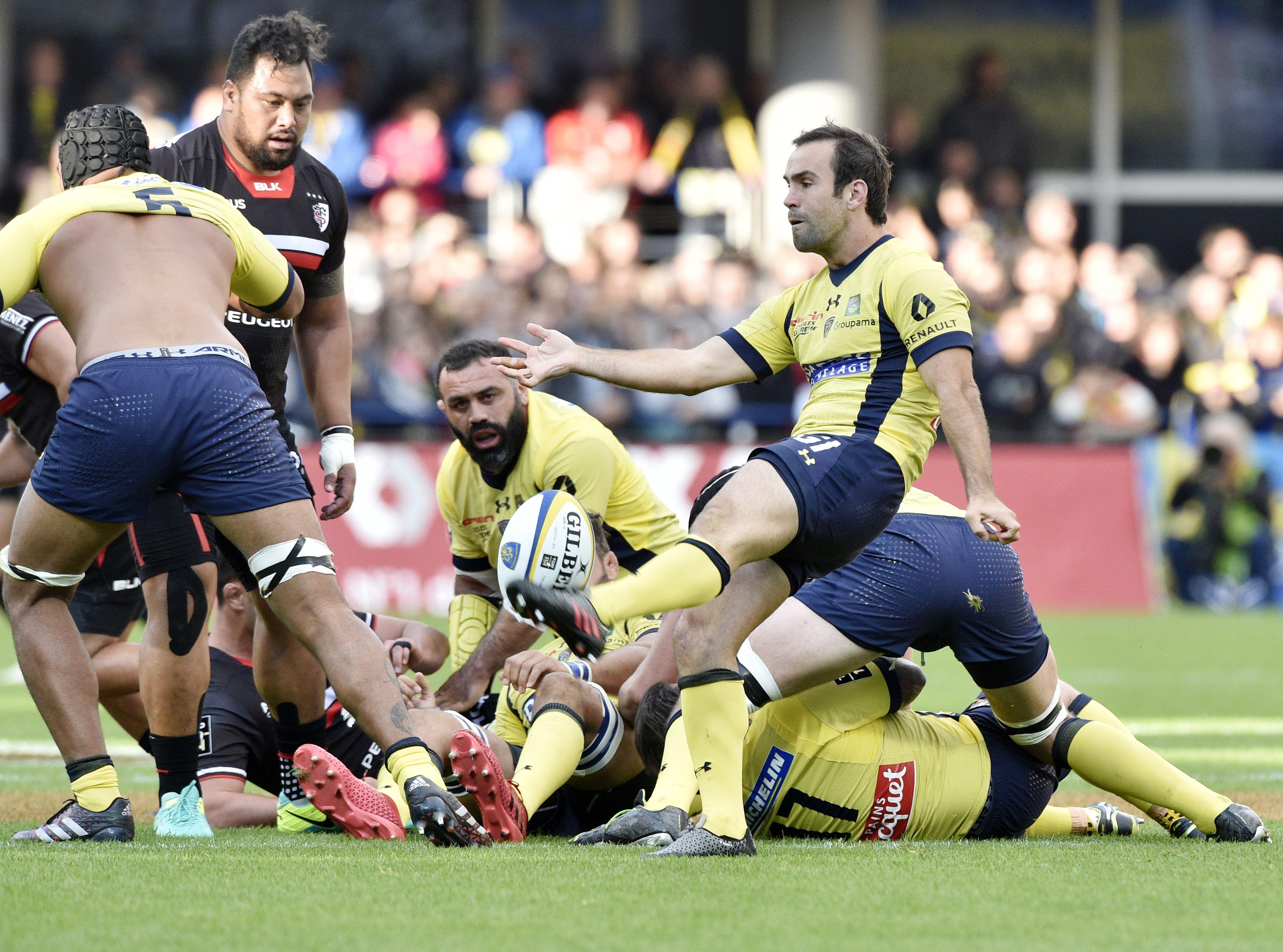 Rugby - Top 14 - Tops et Flops de Clermont-Toulouse : Parra le sauveur, Nakaitaci invisible