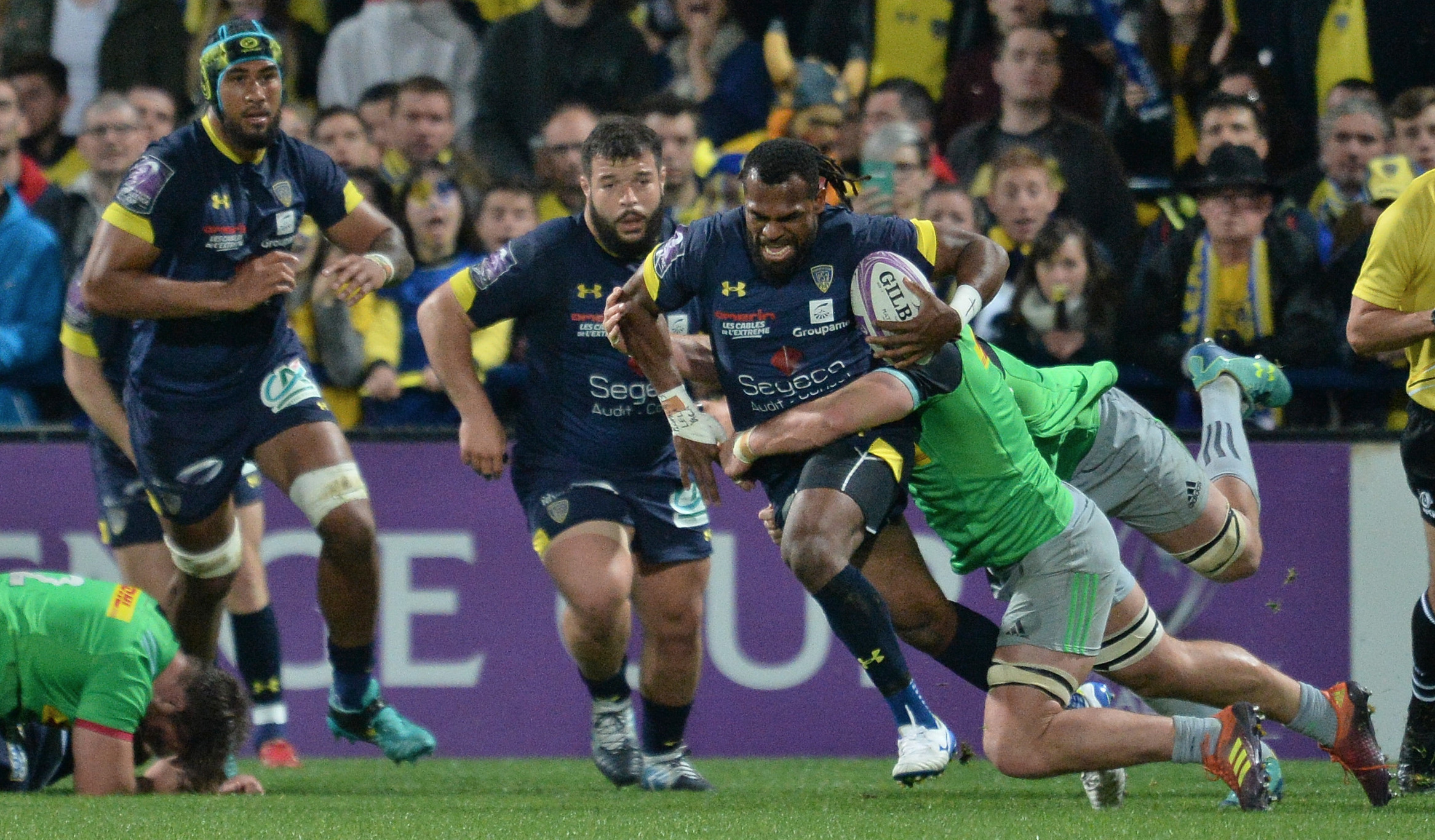 Rugby - Top 14 - Clermont : un billet à composter, une finale à gagner