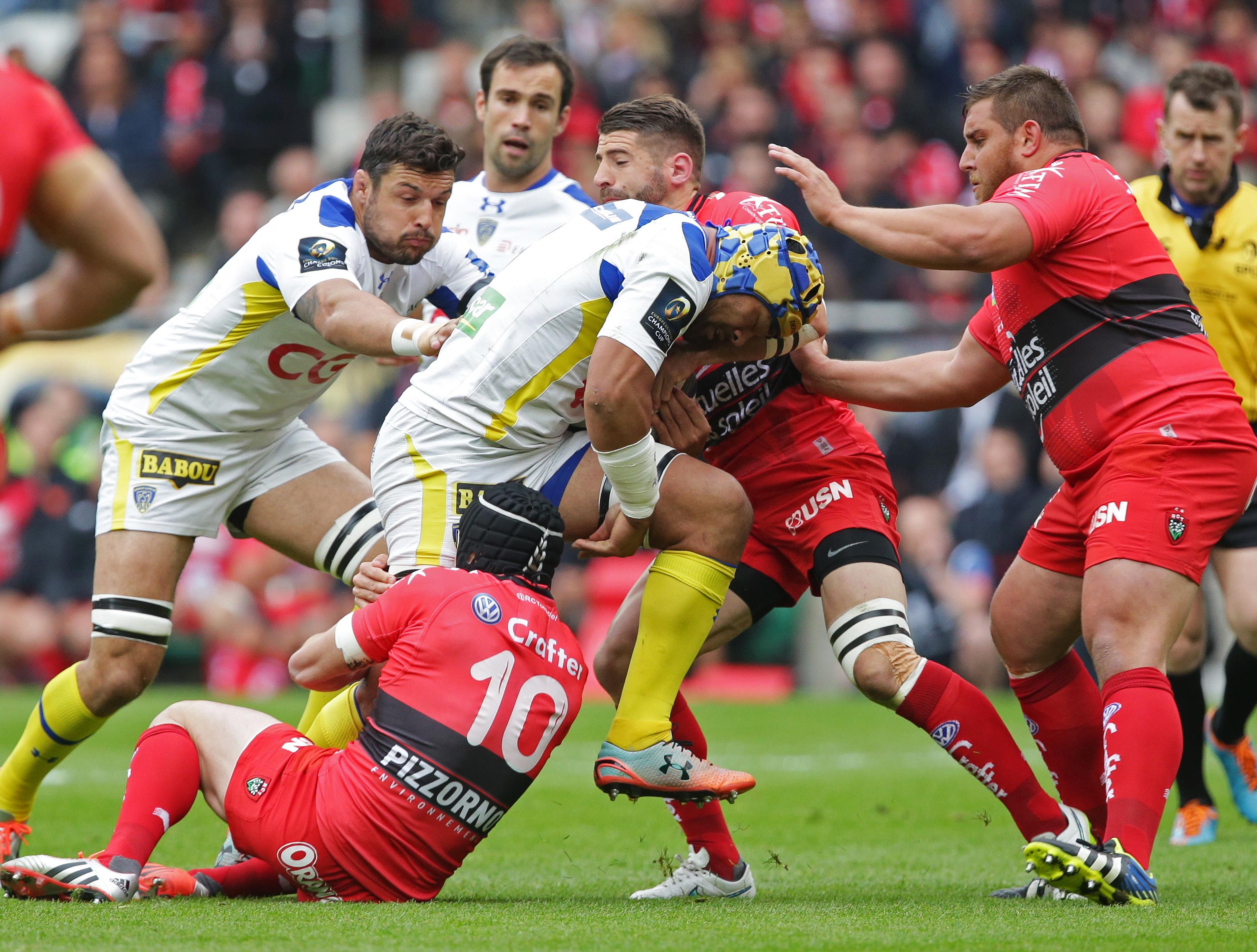 Rugby - Top 14 - Clermont veut montrer à Toulon qui est le patron