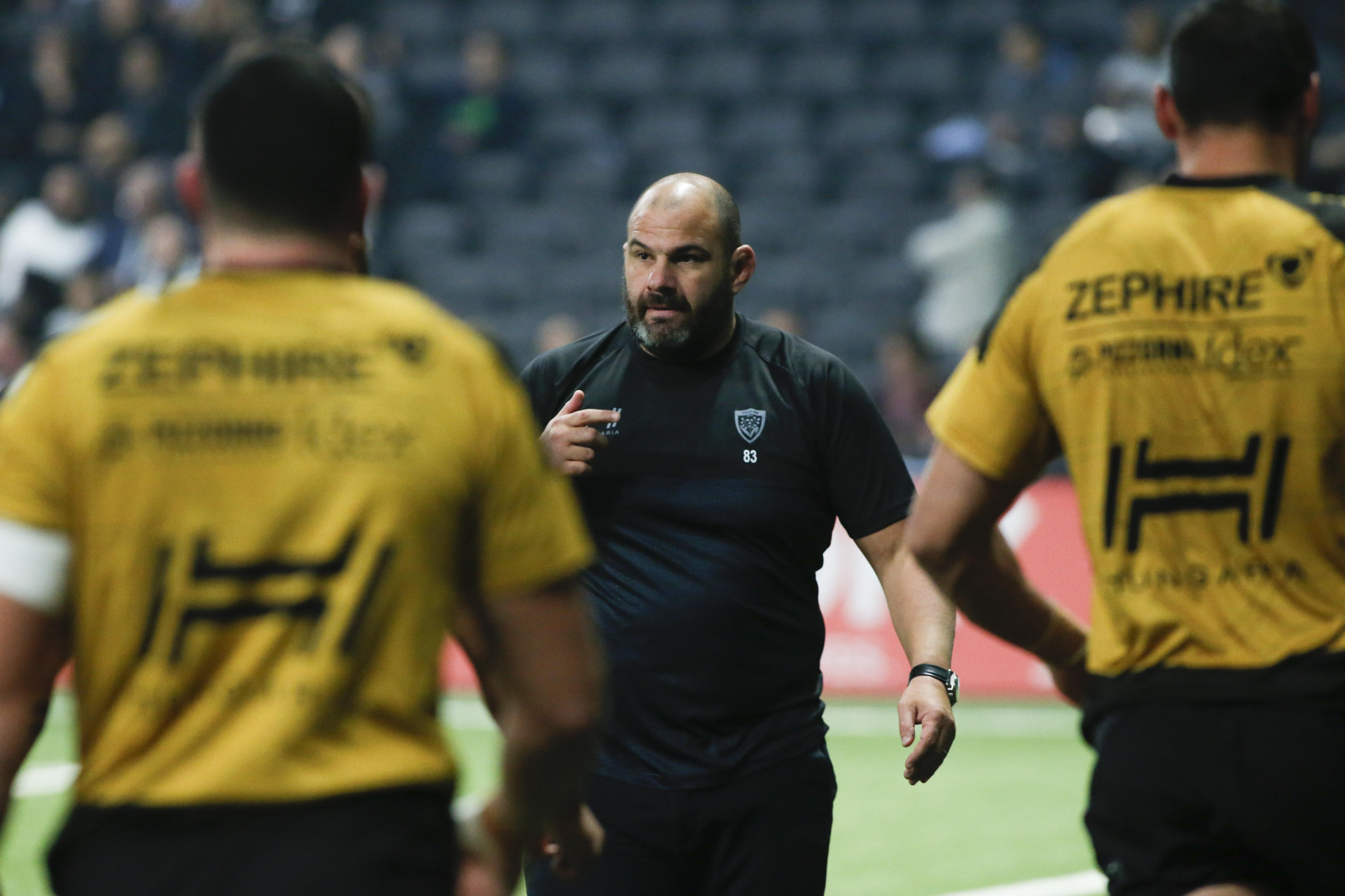Rugby - Top 14 - Collazo : «Certains joueurs sont à Toulon juste pour être là...»