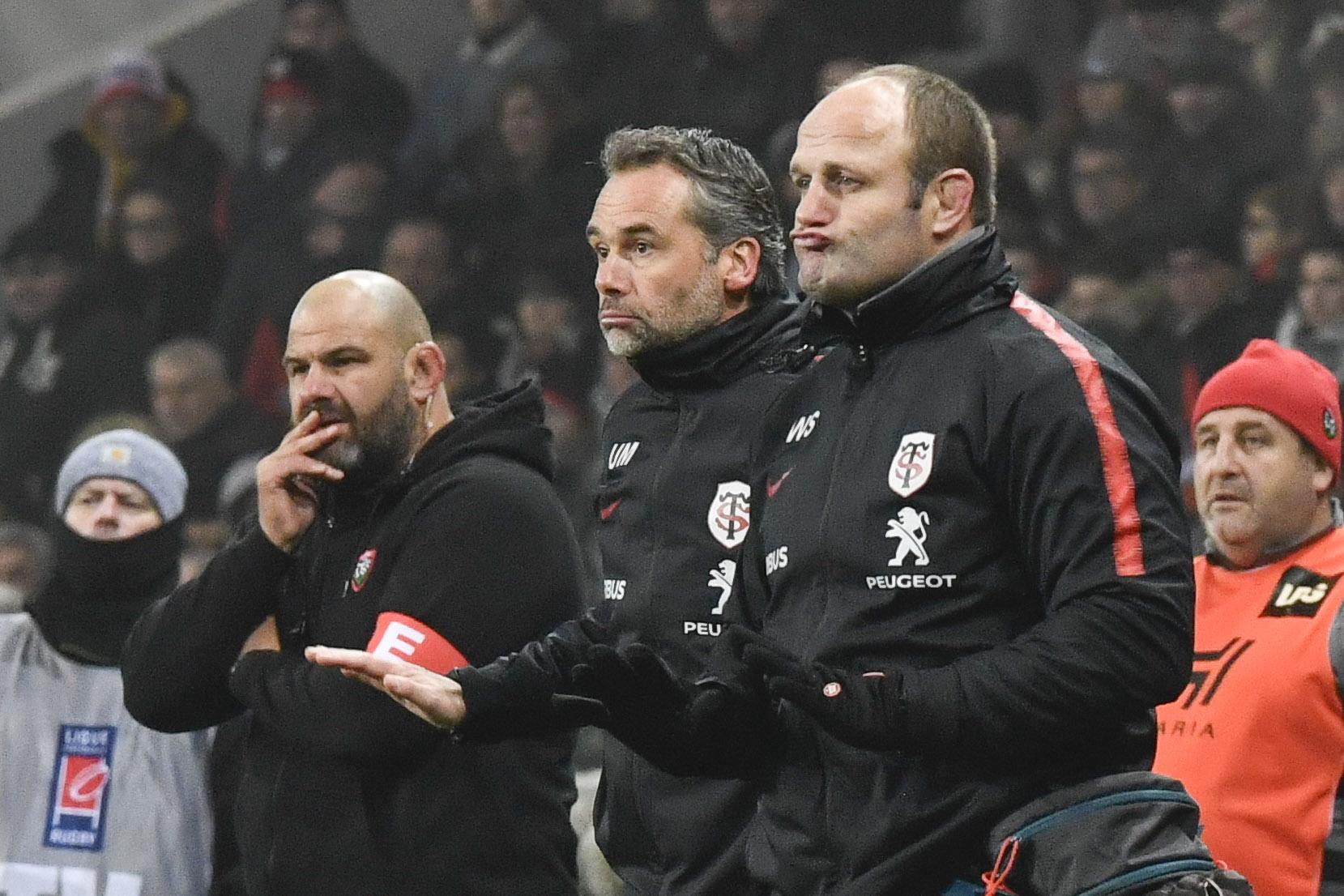Rugby - Top 14 - Collazo (Toulon) : «Pour rivaliser avec Toulouse, il faudra mettre beaucoup de choses»