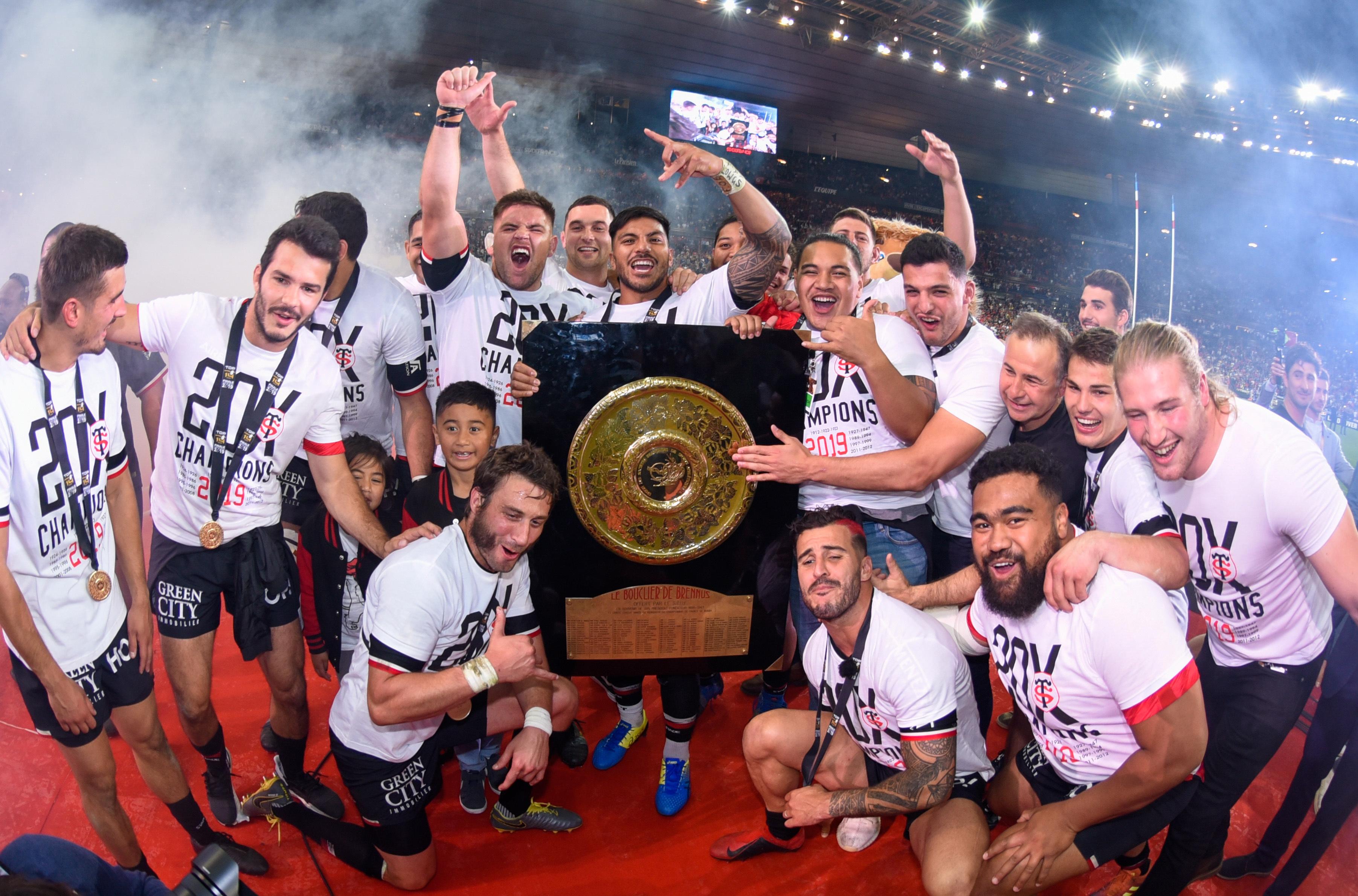 Rugby - Top 14 - Comment Toulouse a renoué avec son ADN