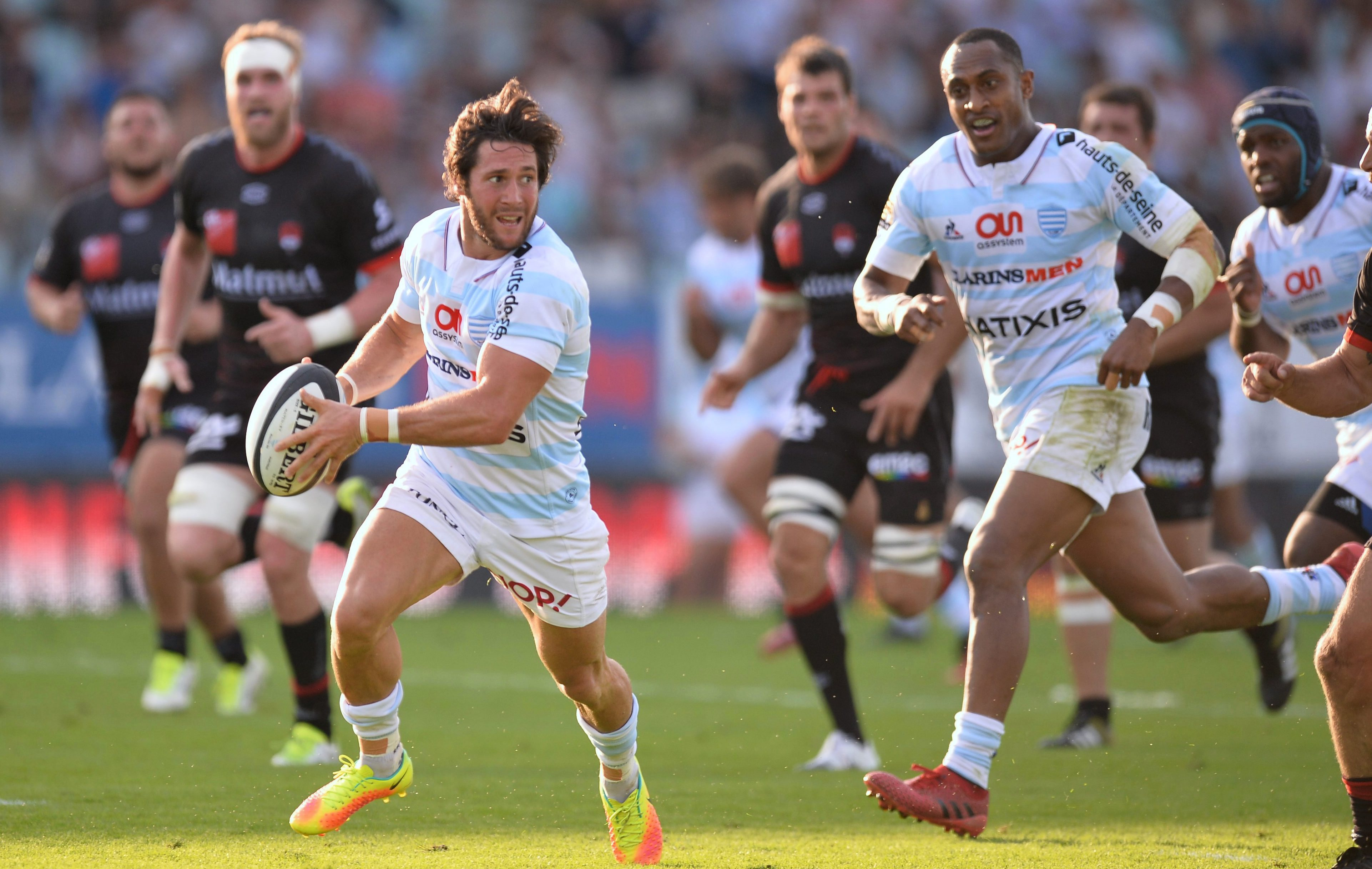 rugby toulouse racing