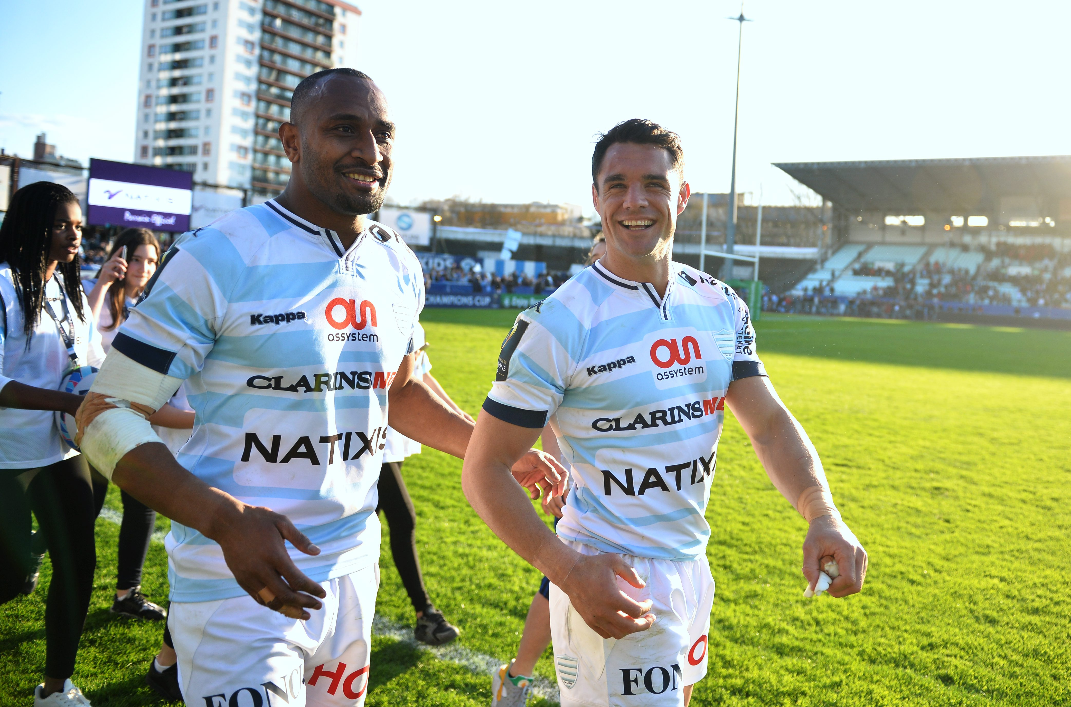 Rugby - Top 14 - Corticoïdes, finale et AUT... le résumé de l'affaire Racing