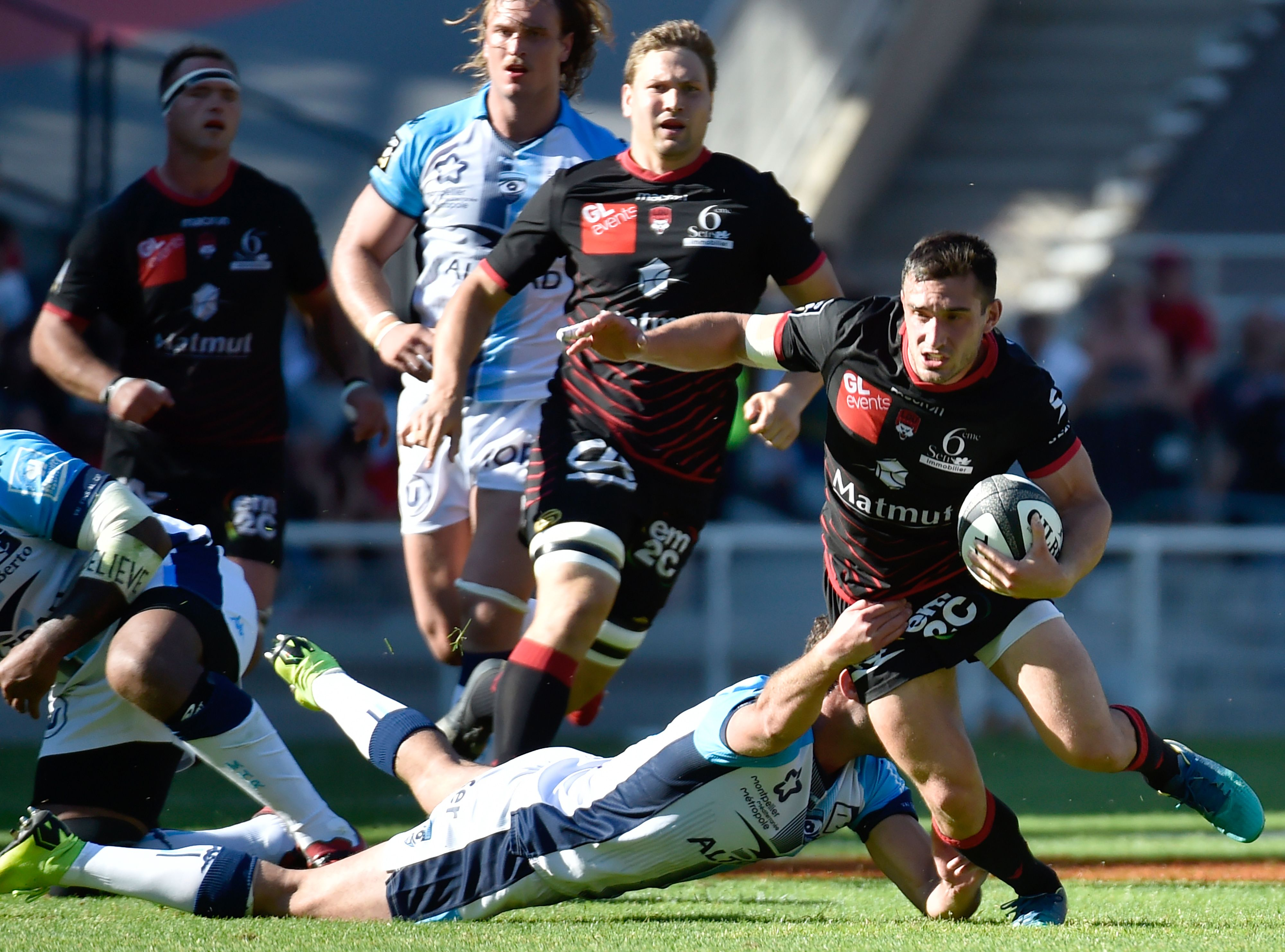 Rugby - Top 14 - Couilloud : «Si on perd contre Clermont, ce sera un échec»