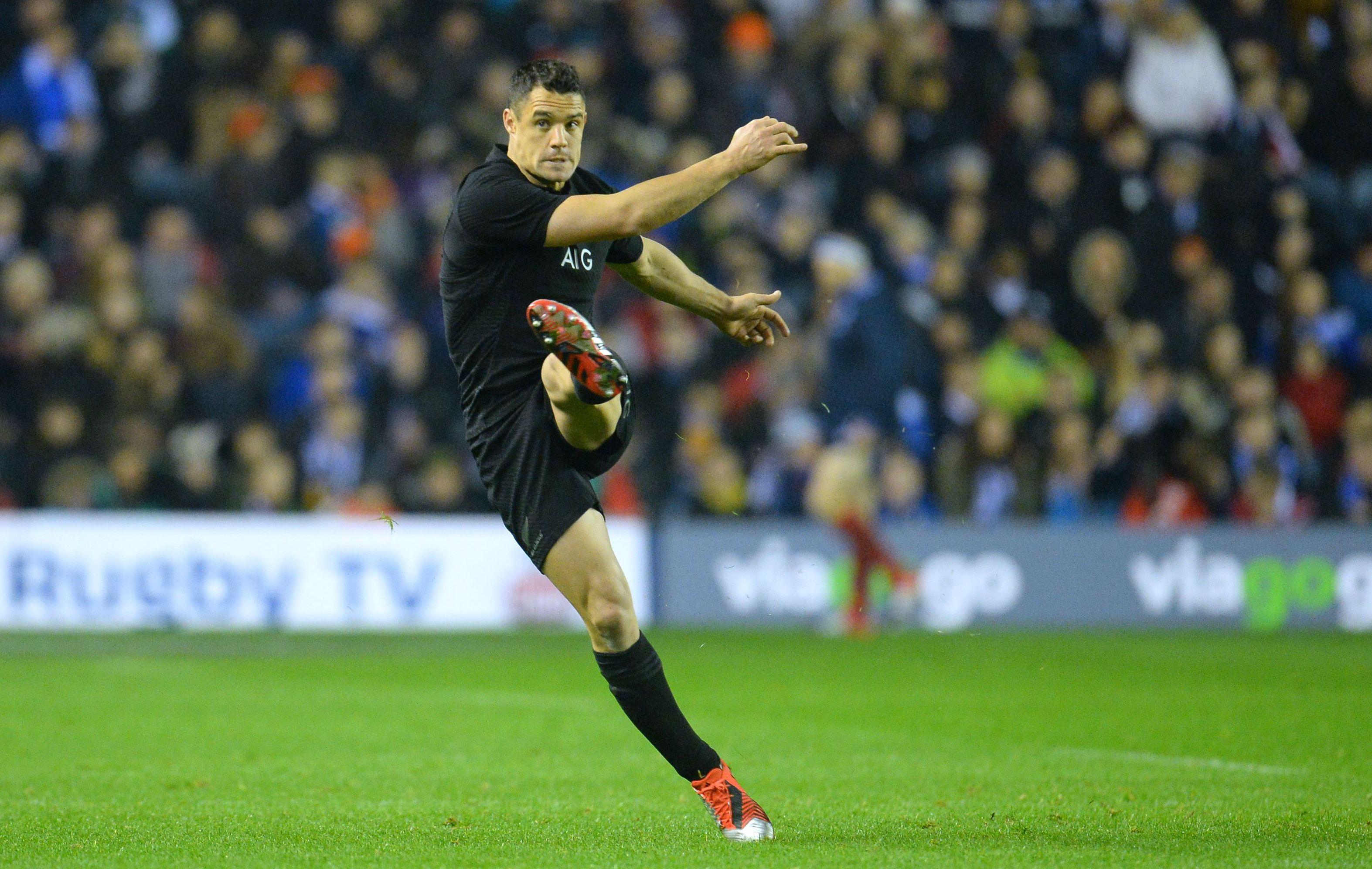Rugby - Top 14 - Dan Carter confirme pour le Racing