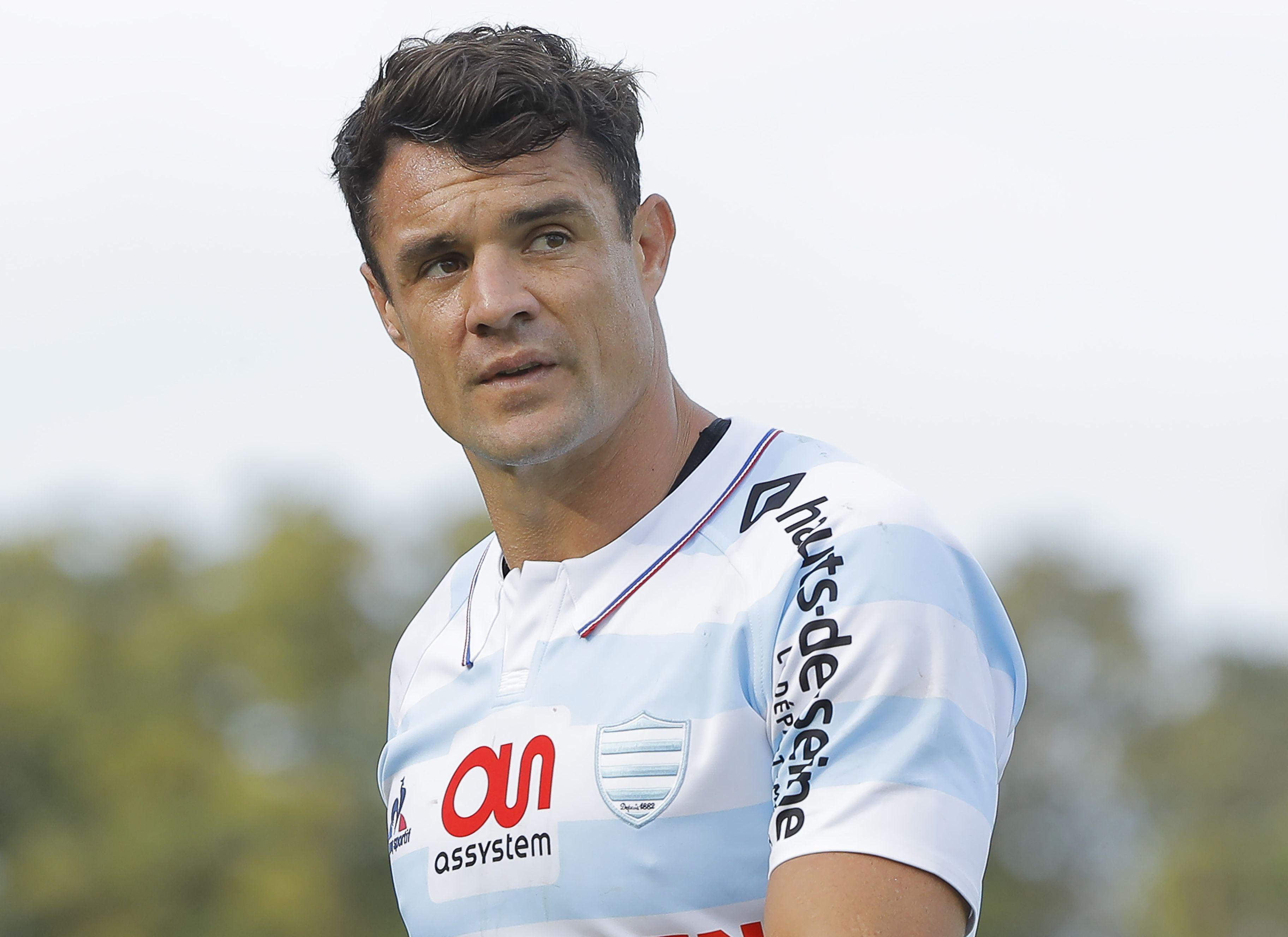 Rugby - Top 14 - Dan Carter et ses coéquipiers du Racing 92 blanchis ?