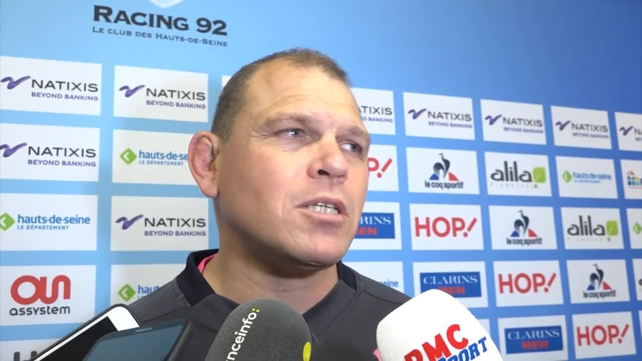 Rugby - Top 14 - De Villiers : «Les joueurs et l'équipe ont fait taire ces voix de l'obscur»
