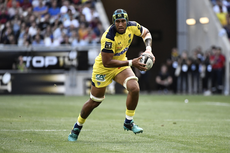 Rugby - Top 14 - Deux mois après son coup de sang au Mondial, Vahaamahina est de retour avec Clermont