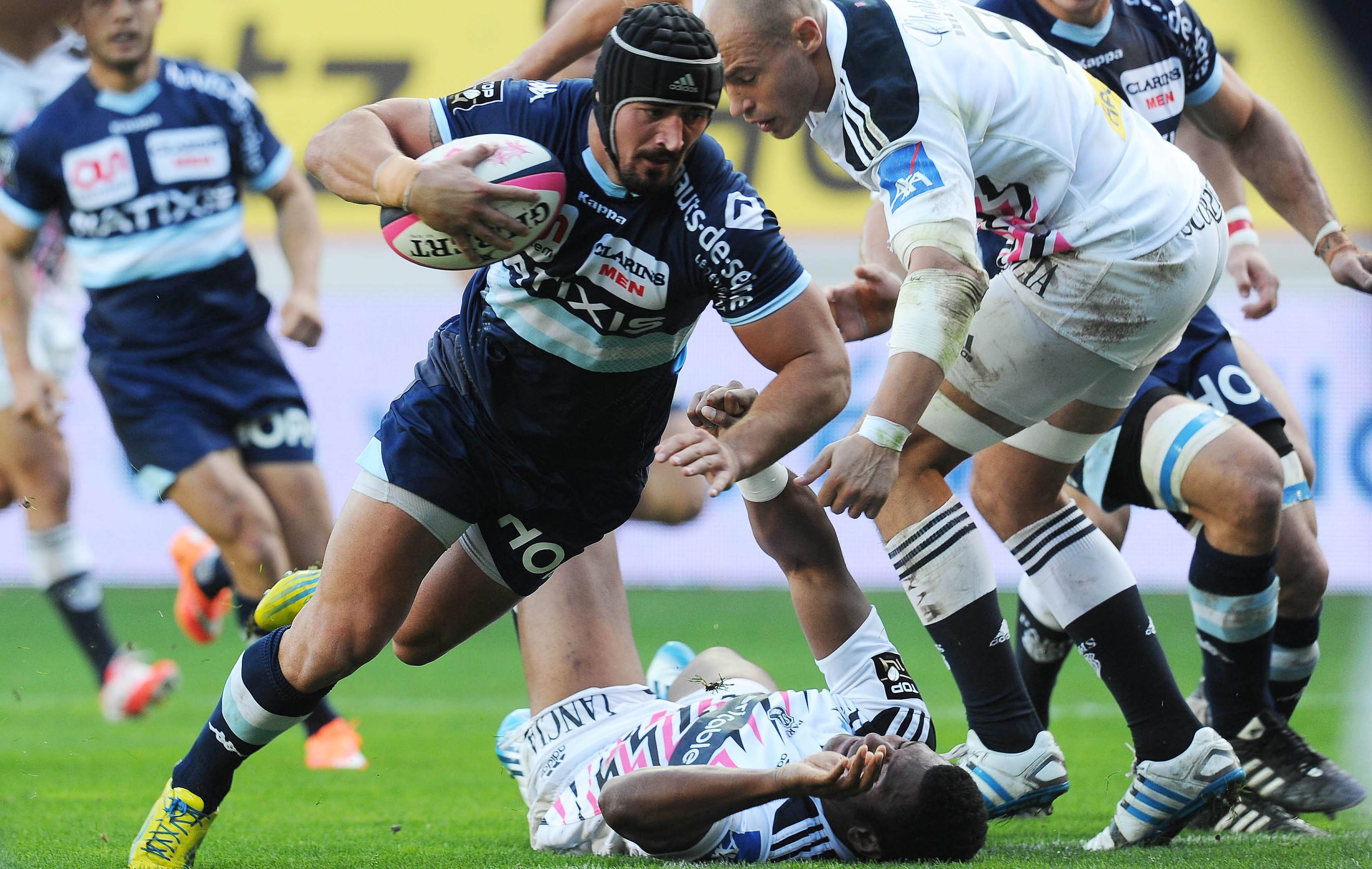 Rugby - Top 14 - Dumoulin bouscule tout