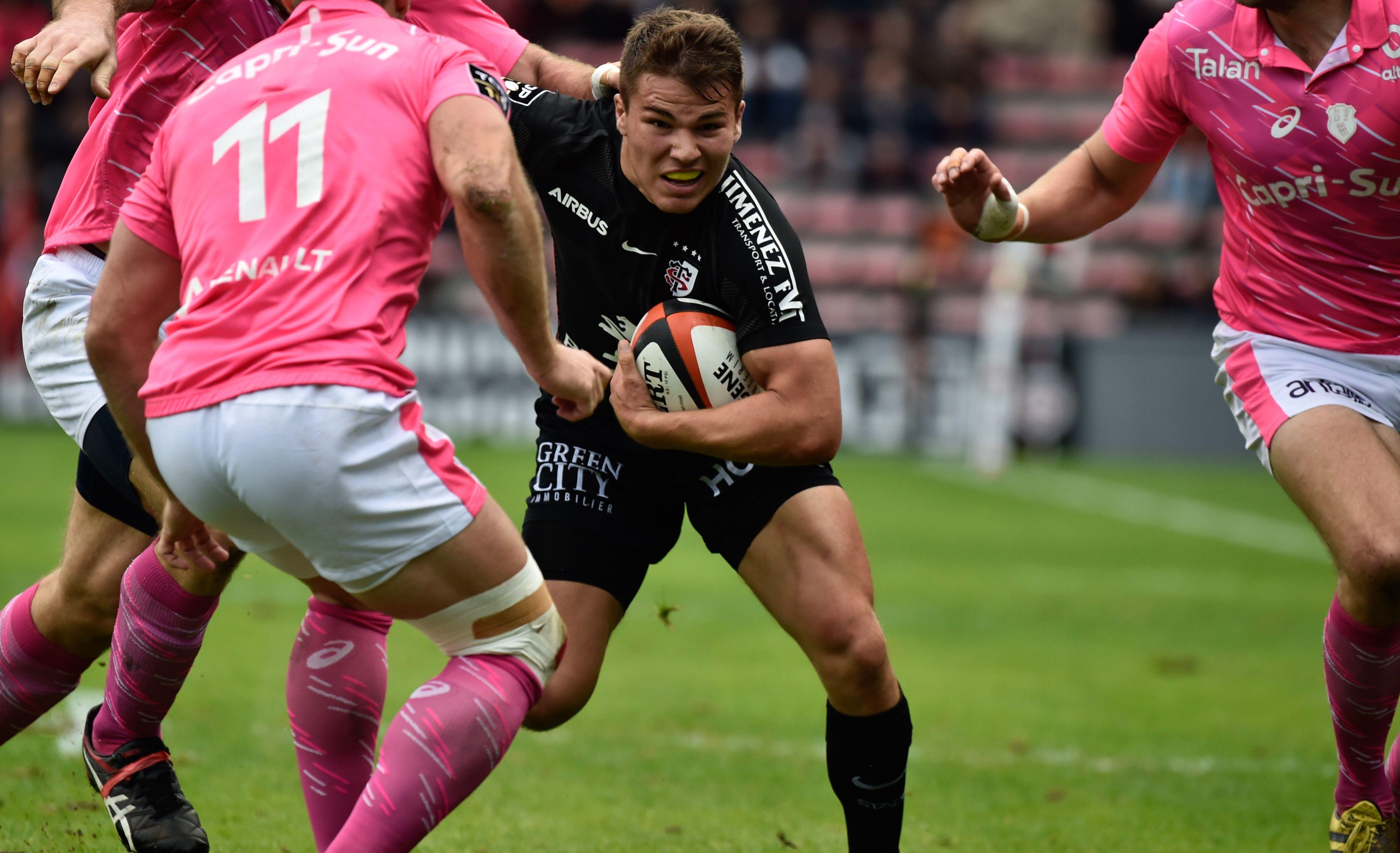 Rugby - Top 14 - Dupont : «Des matchs comme celui-là, ça fait du bien au moral»