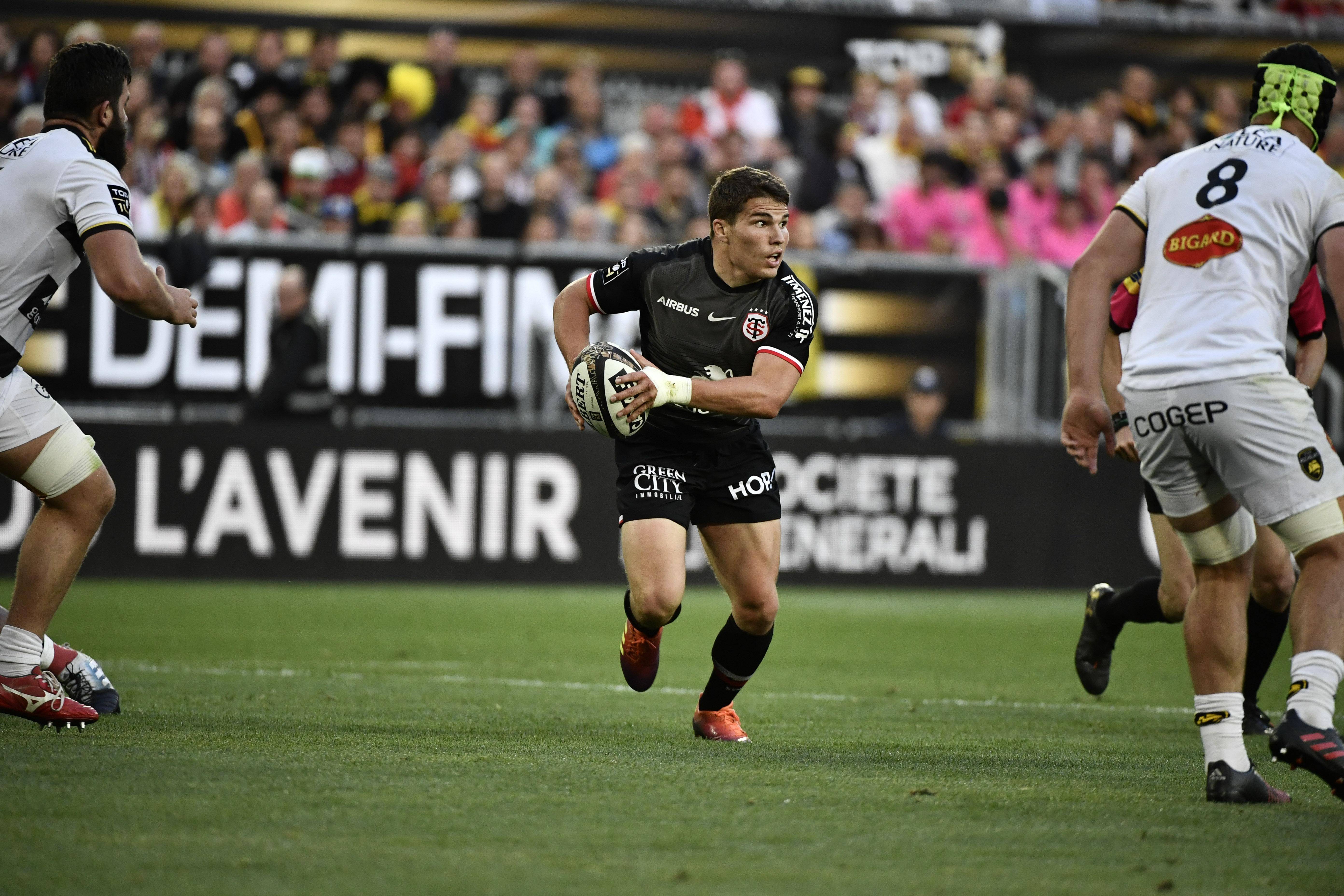 Rugby - Top 14 - Dupont : «Ramener le bouclier serait une fierté, mais il nous reste un gros match»