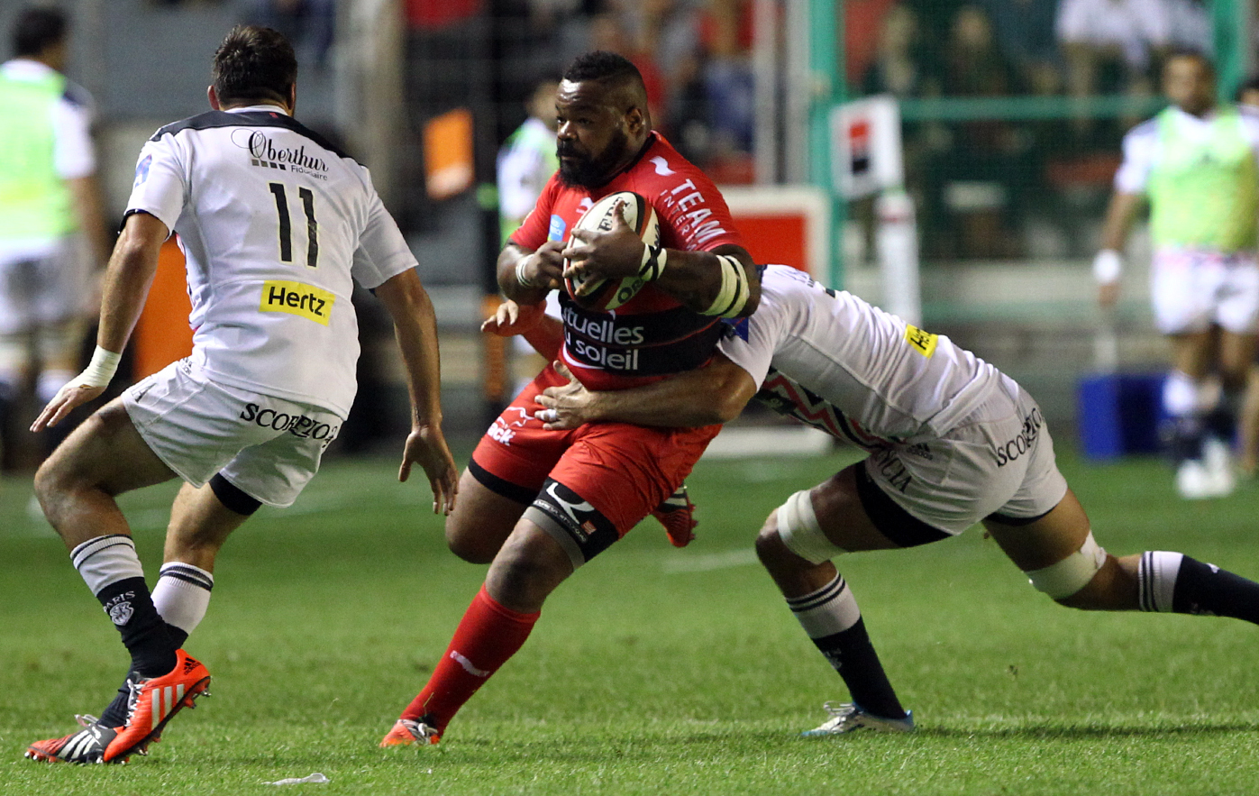 Rugby - Top 14 - Embouteillages à mi-parcours