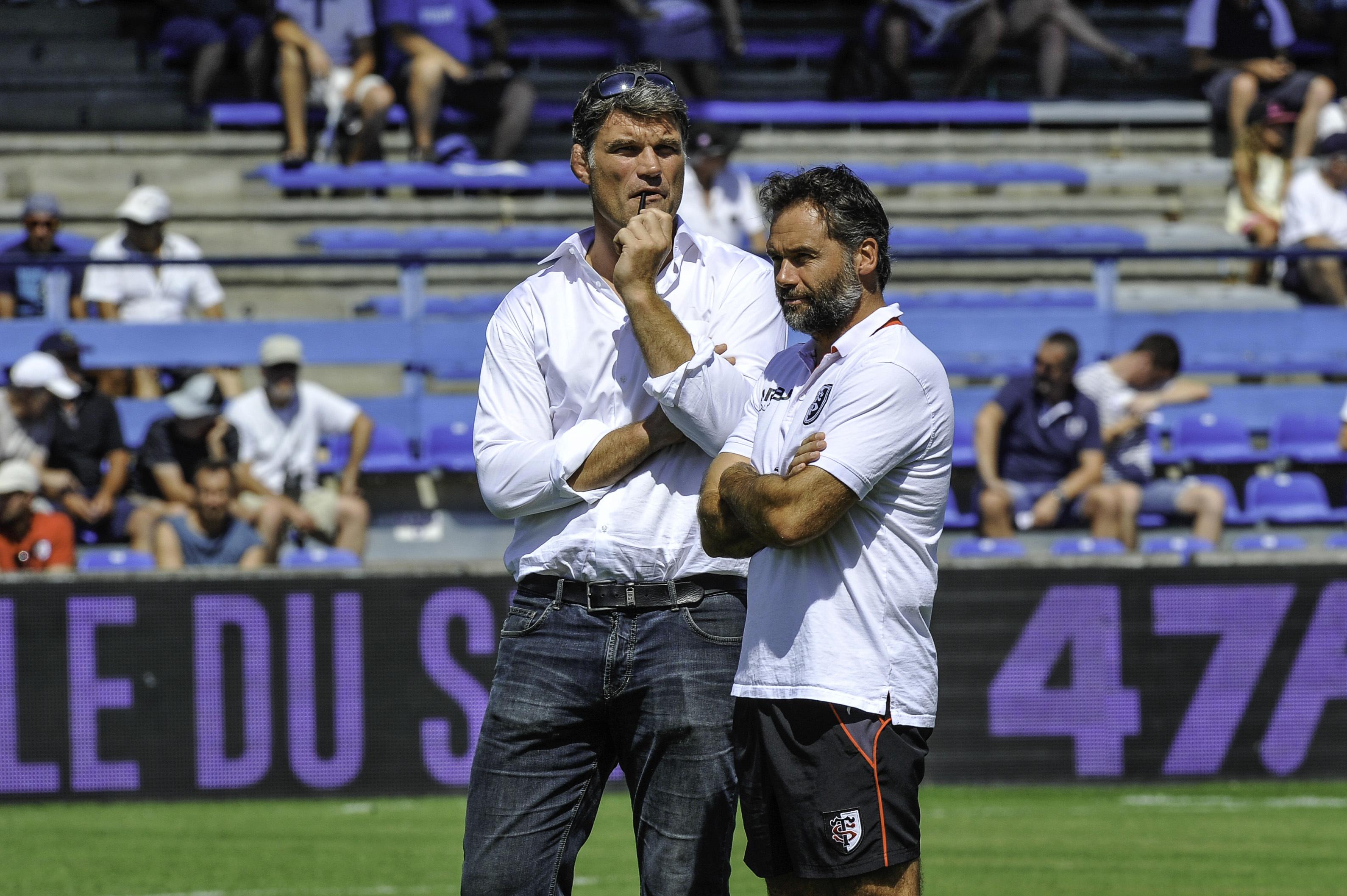 Rugby - Top 14 - Fabien Pelous : «Toulouse n'a pas encore la bonne carburation»