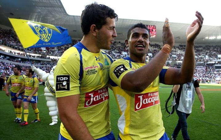 Rugby - Top 14 - Fofana : «J'ai envie d'aller au bout»