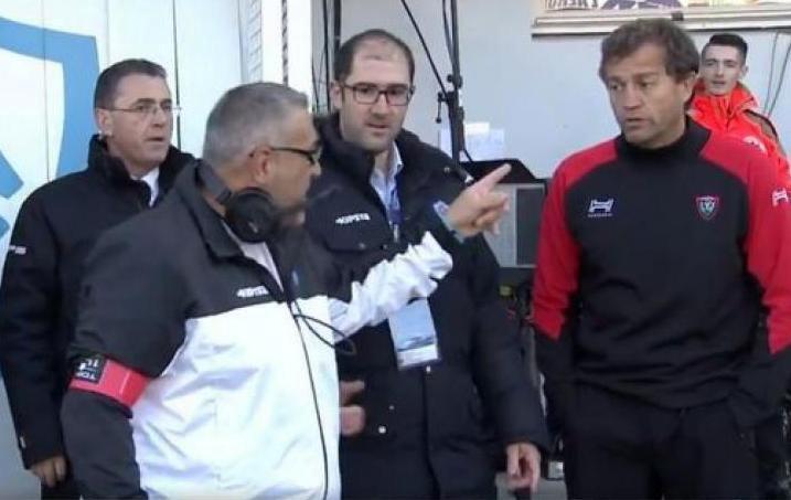Rugby - Top 14 - Galthié et Urios suspendus un mois