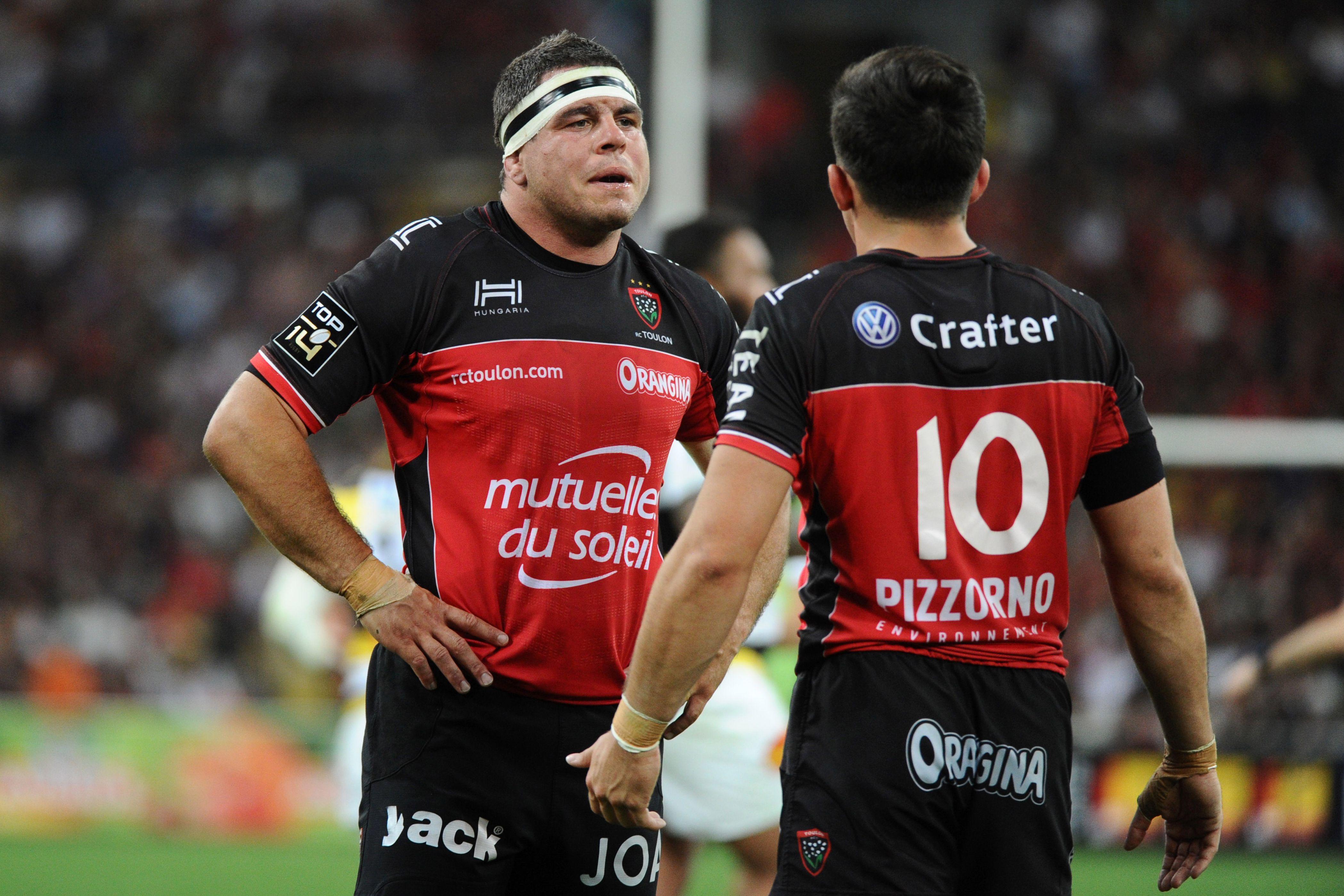 Rugby - Top 14 - Guirado : «On ne peut pas se satisfaire de ce genre de match»