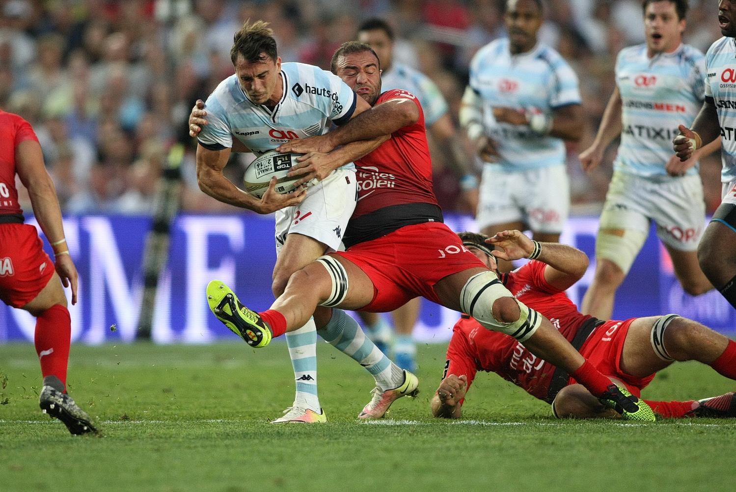 Rugby - Top 14 - Le tour de force du Racing ? Un symbole nommé Juan Imhoff