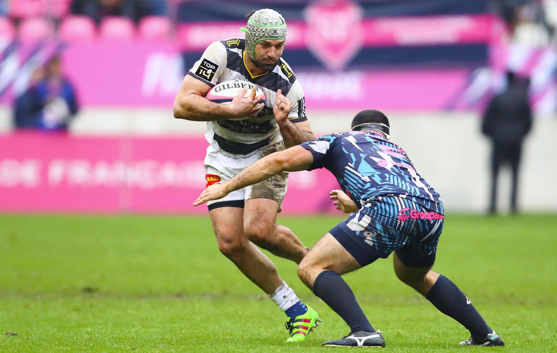 Rugby - Top 14 - Kévin Gourdon en a eu «ras-le-bol» du rugby