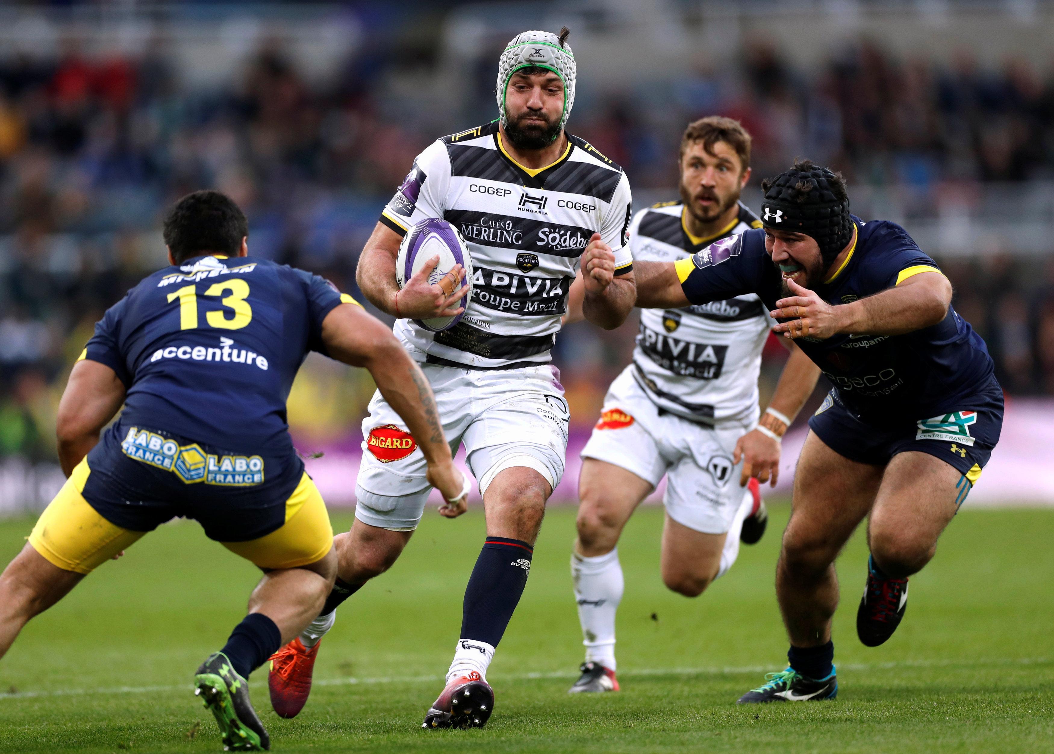 Rugby - Top 14 - Kévin Gourdon n'a «plus de nouvelles» du staff du XV de France