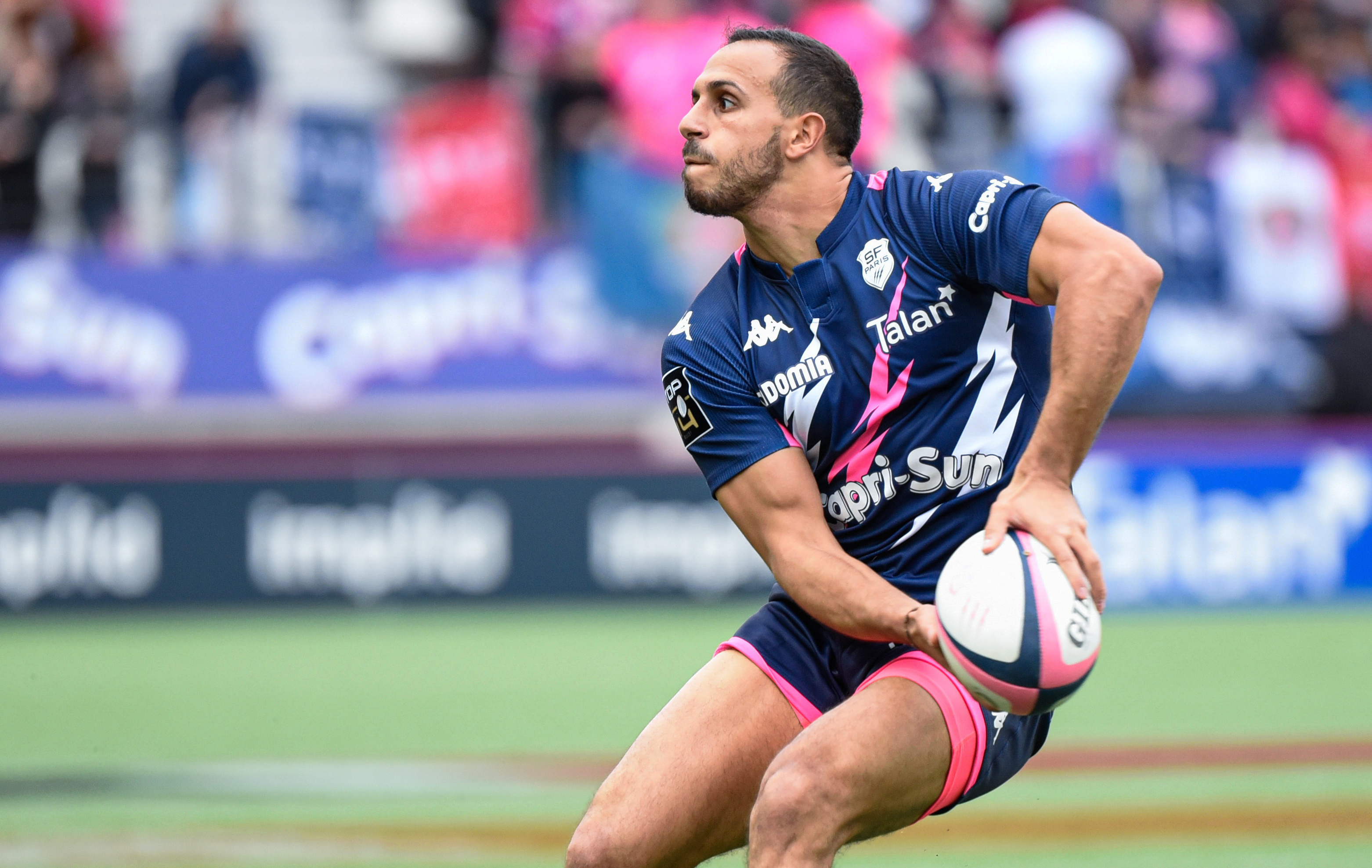 Rugby - Top 14 - Kylan Hamdaoui, le dernier joueur à avoir marqué en Top 14 avant le confinement
