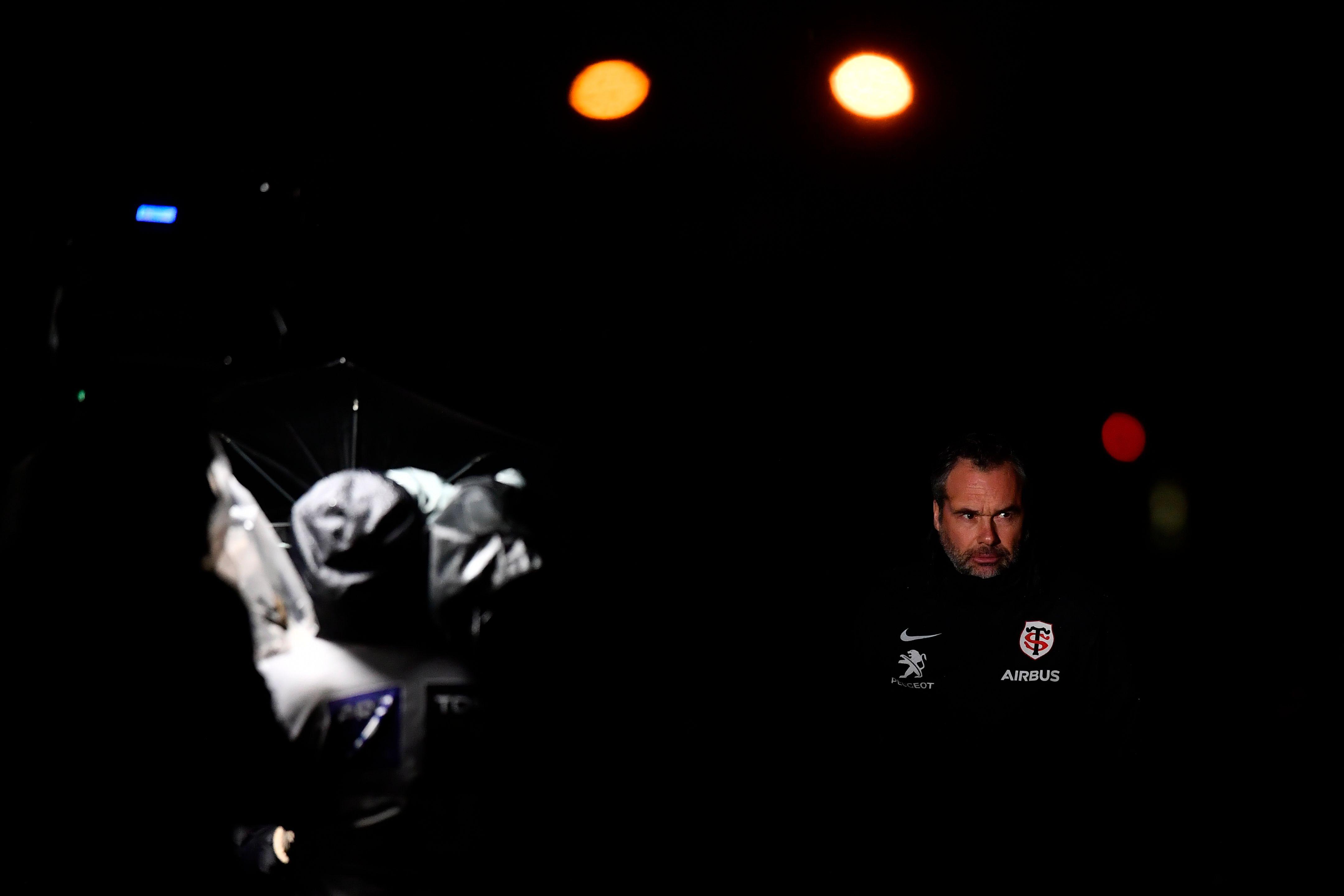 Rugby - Top 14 - La CGT éteint la lumière pendant Agen-Toulouse et Castres-Lyon
