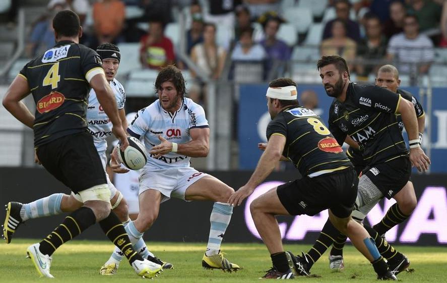 Rugby - Top 14 - La peur pour le Racing, le sourire pour Pau