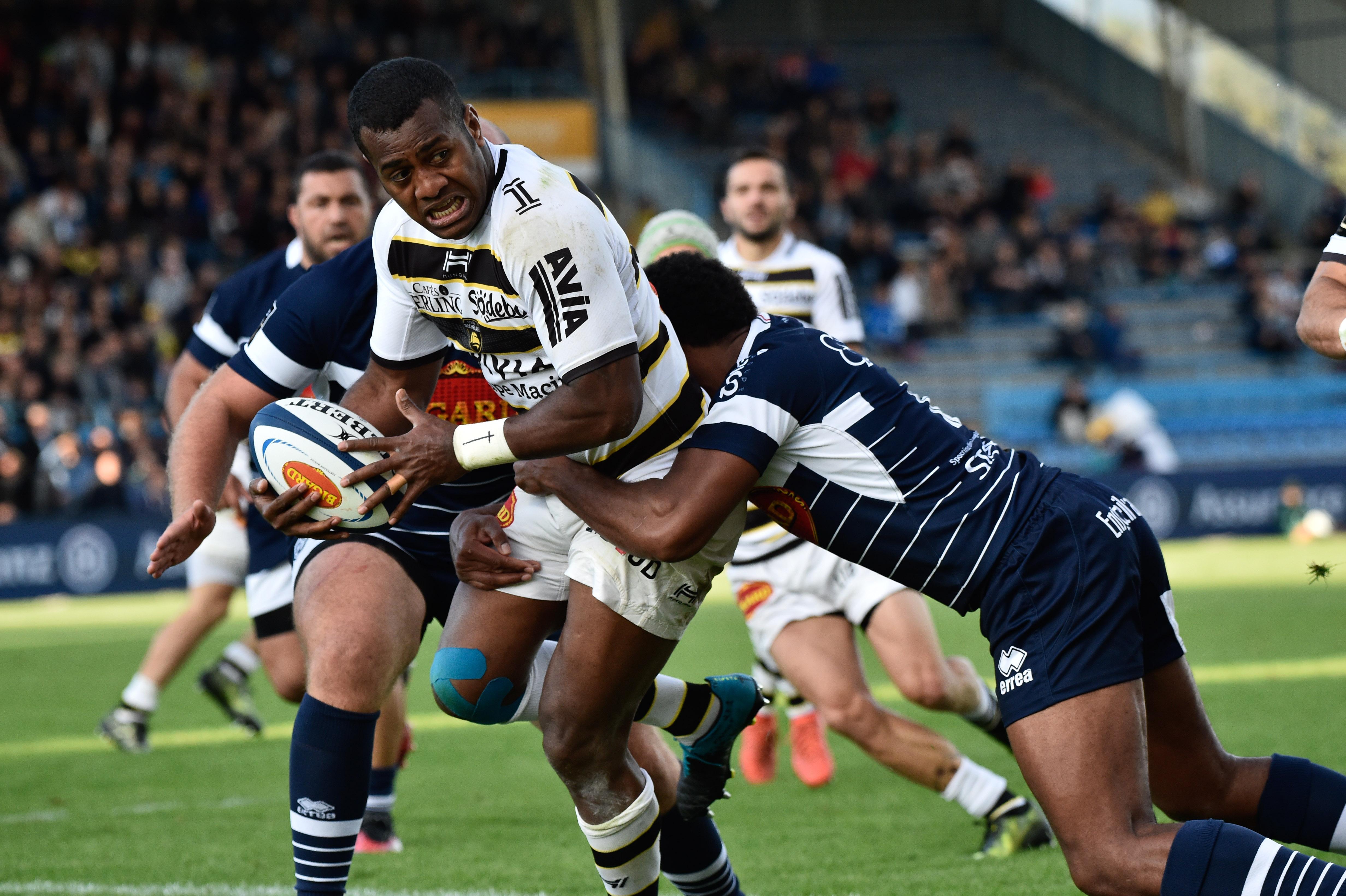 Rugby - Top 14 - La Rochelle et Lyon en imposent, Castres encore battu