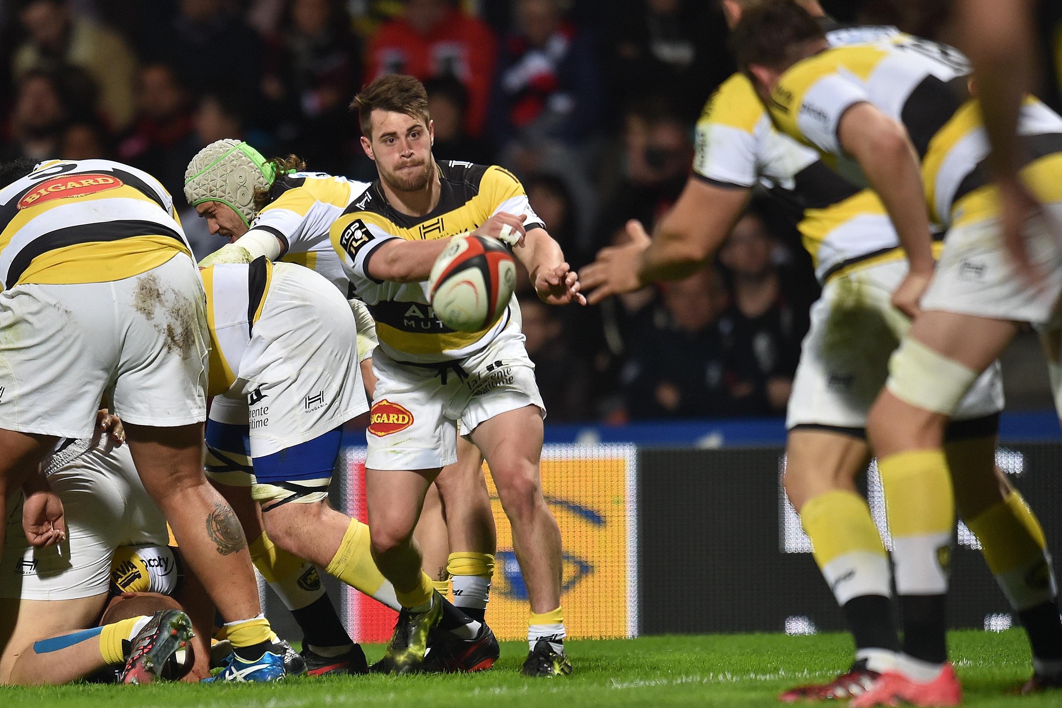 Rugby - Top 14 - La Rochelle: la spectaculaire révélation de la saison