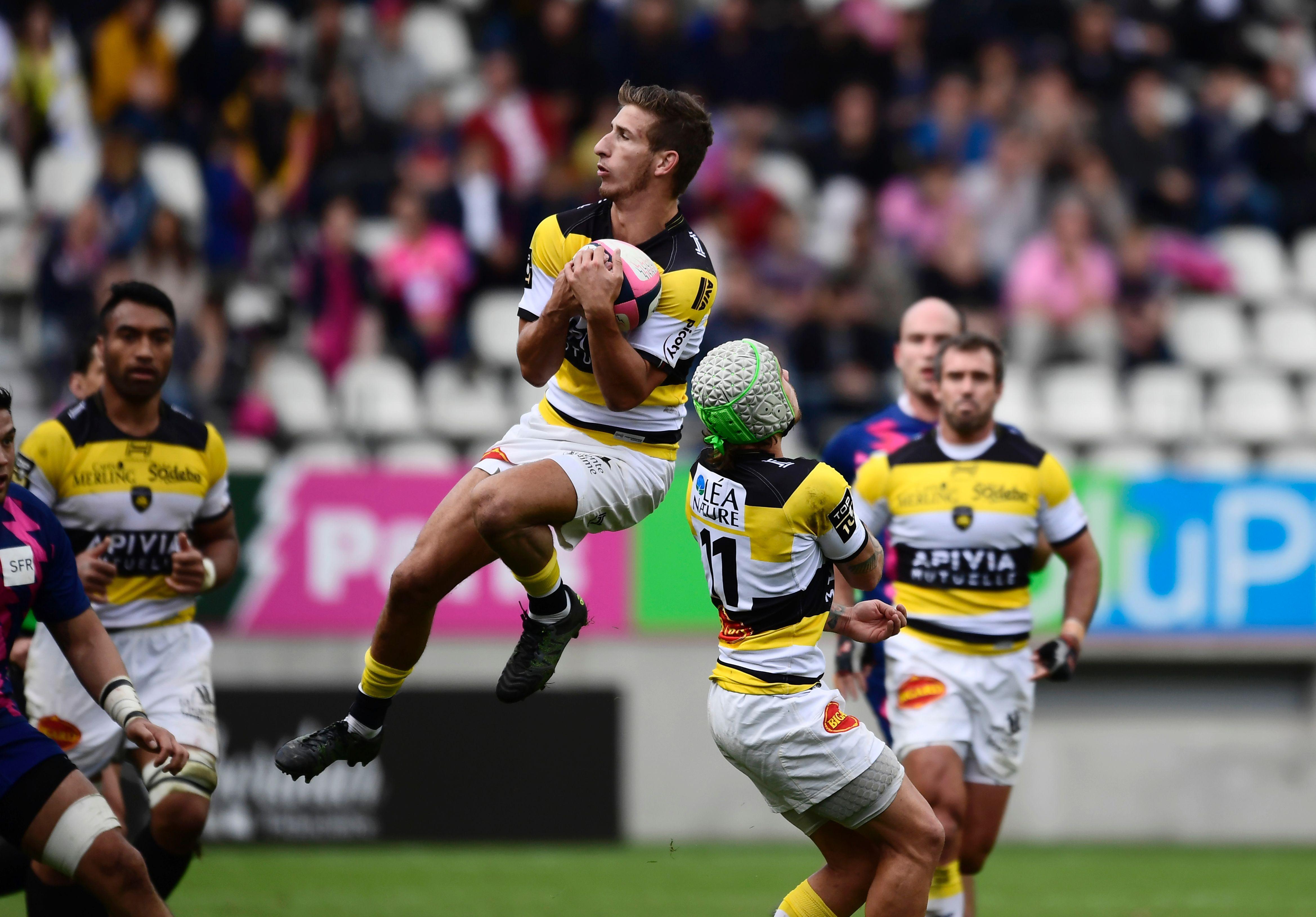 Rugby - Top 14 - La Rochelle : réveil tardif mais ambition intacte
