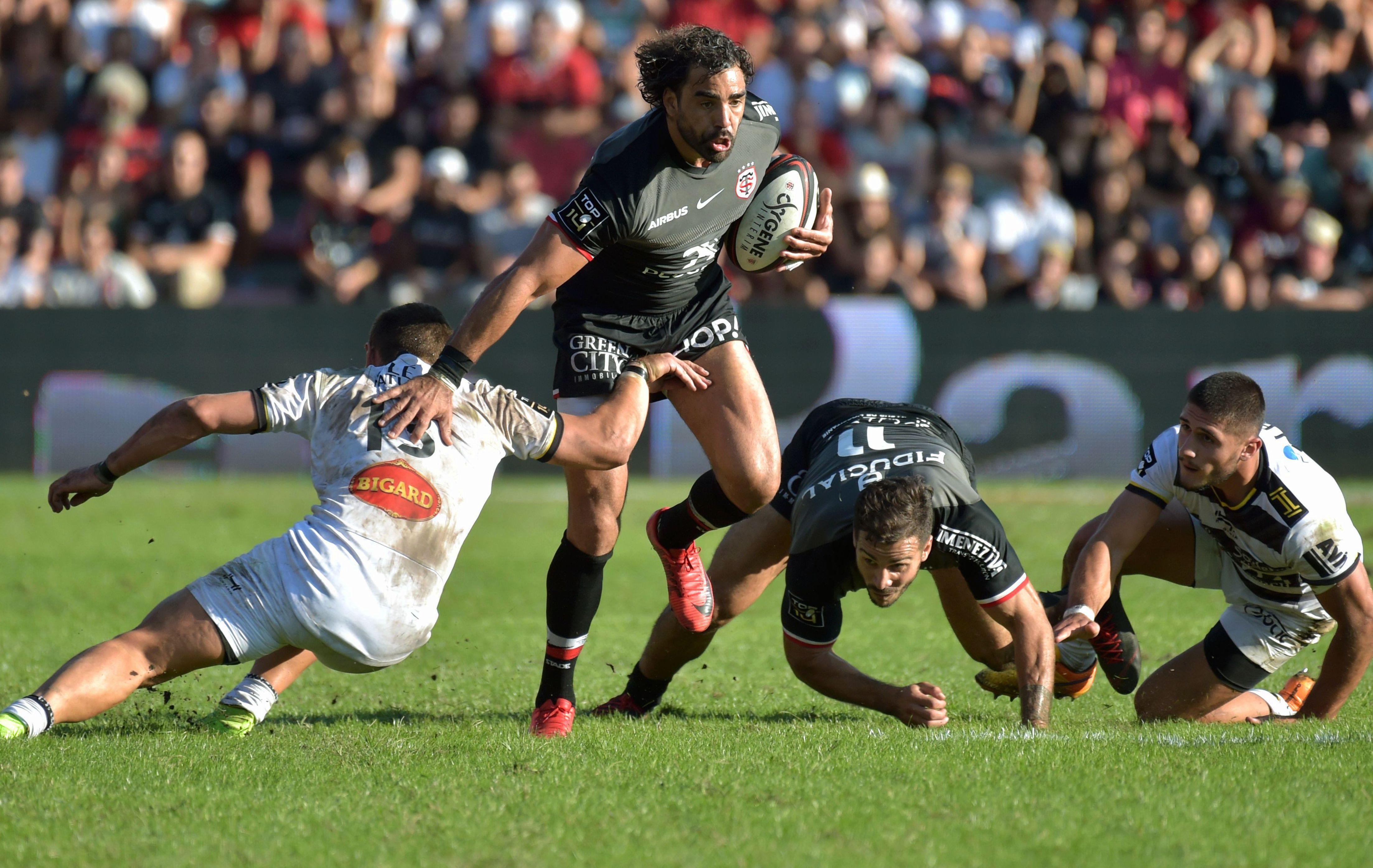 Rugby - Top 14 - Le grand retour du jeu «à la toulousaine» ?