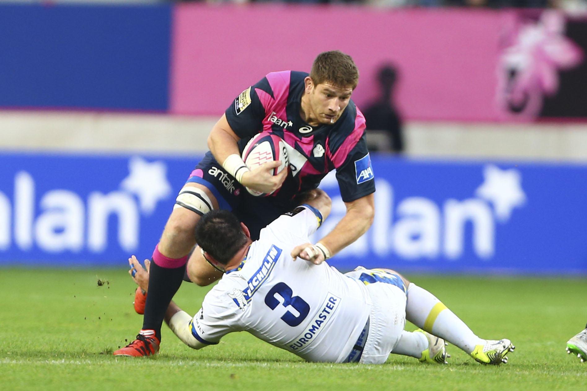 Rugby - Top 14 - Le Stade Français à la recherche des points perdus