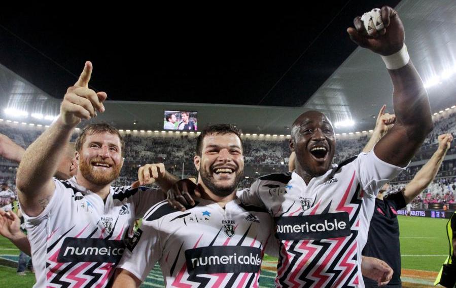 Rugby - Top 14 - Le Stade Français s'offre une seconde jeunesse