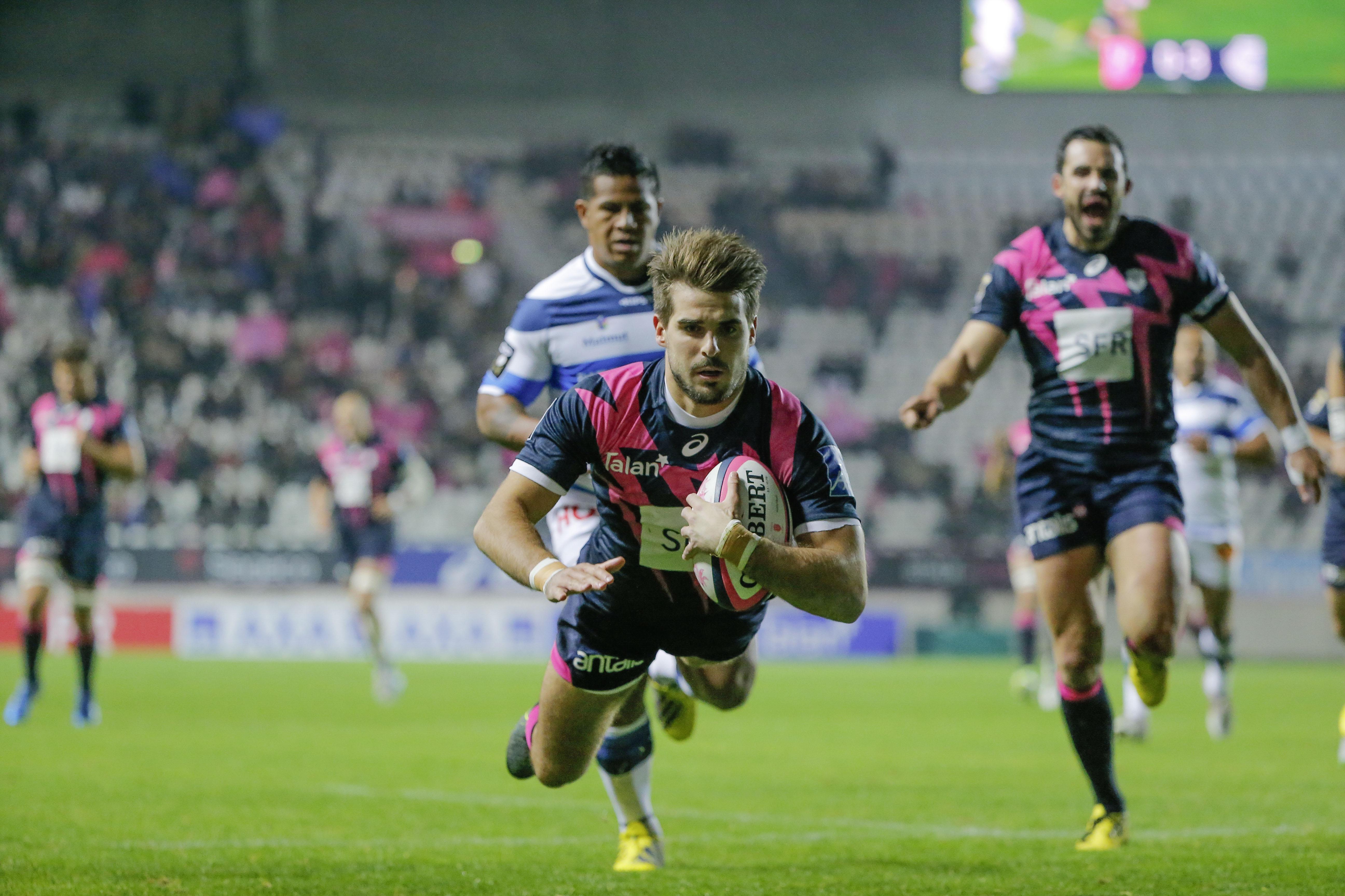 Rugby - Top 14 - Le Stade Français se relance, Clermont assure