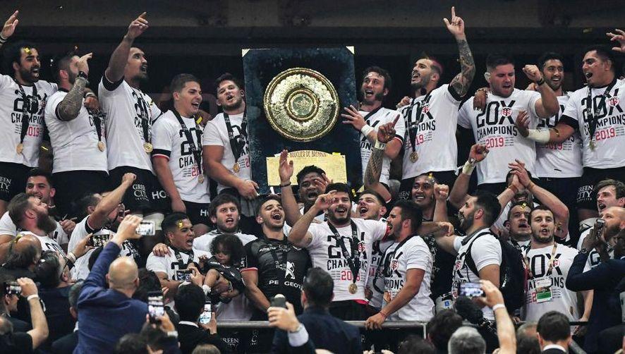 Rugby - Top 14 - Top 14 : le Stade Toulousain puissance vingt