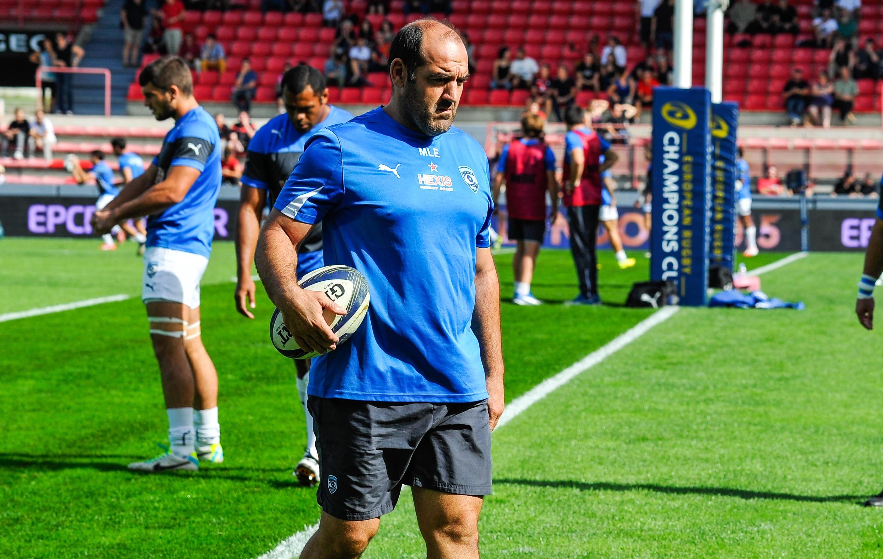 Rugby - Top 14 - Ledesma, fusible de la crise à Montpellier
