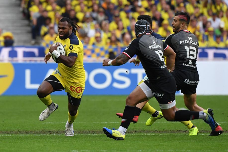 Rugby - Top 14 - Les notes de Clermont : Raka en difficulté, Laidlaw n'a pas suffi