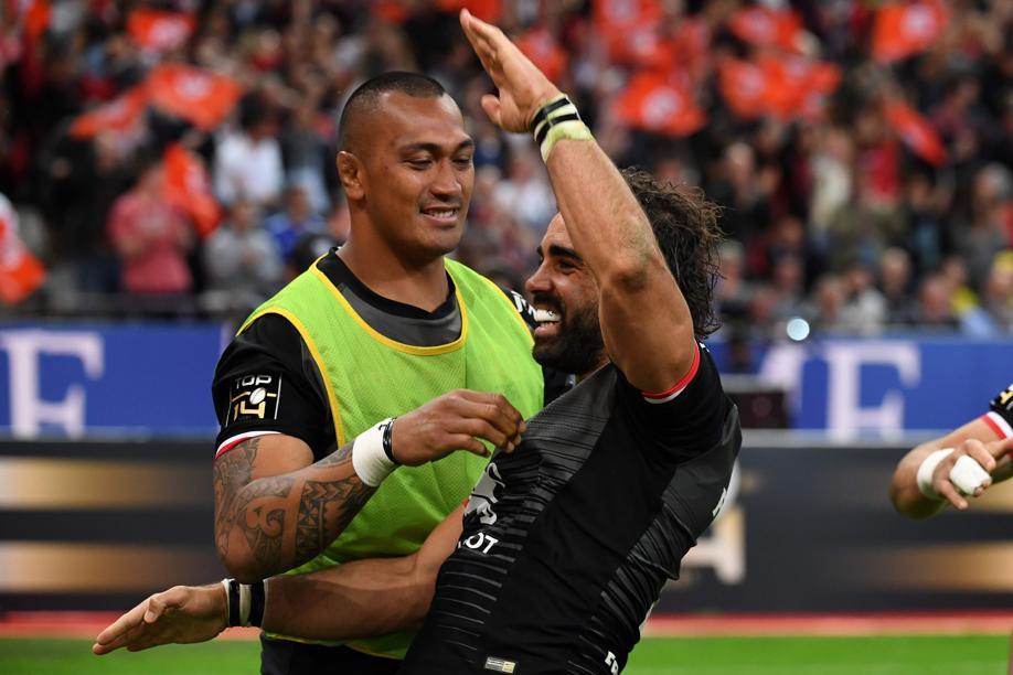 Rugby - Top 14 - Les notes de Toulouse : Huget décisif, Dupont explosif