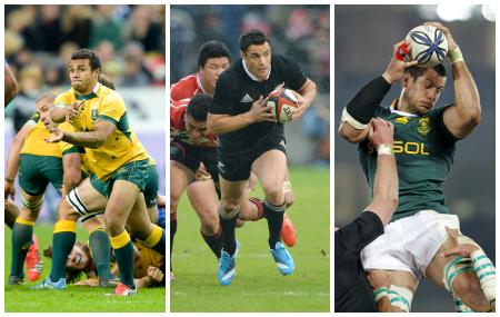 Rugby - Top 14 - Les stars du Sud débarquent en France