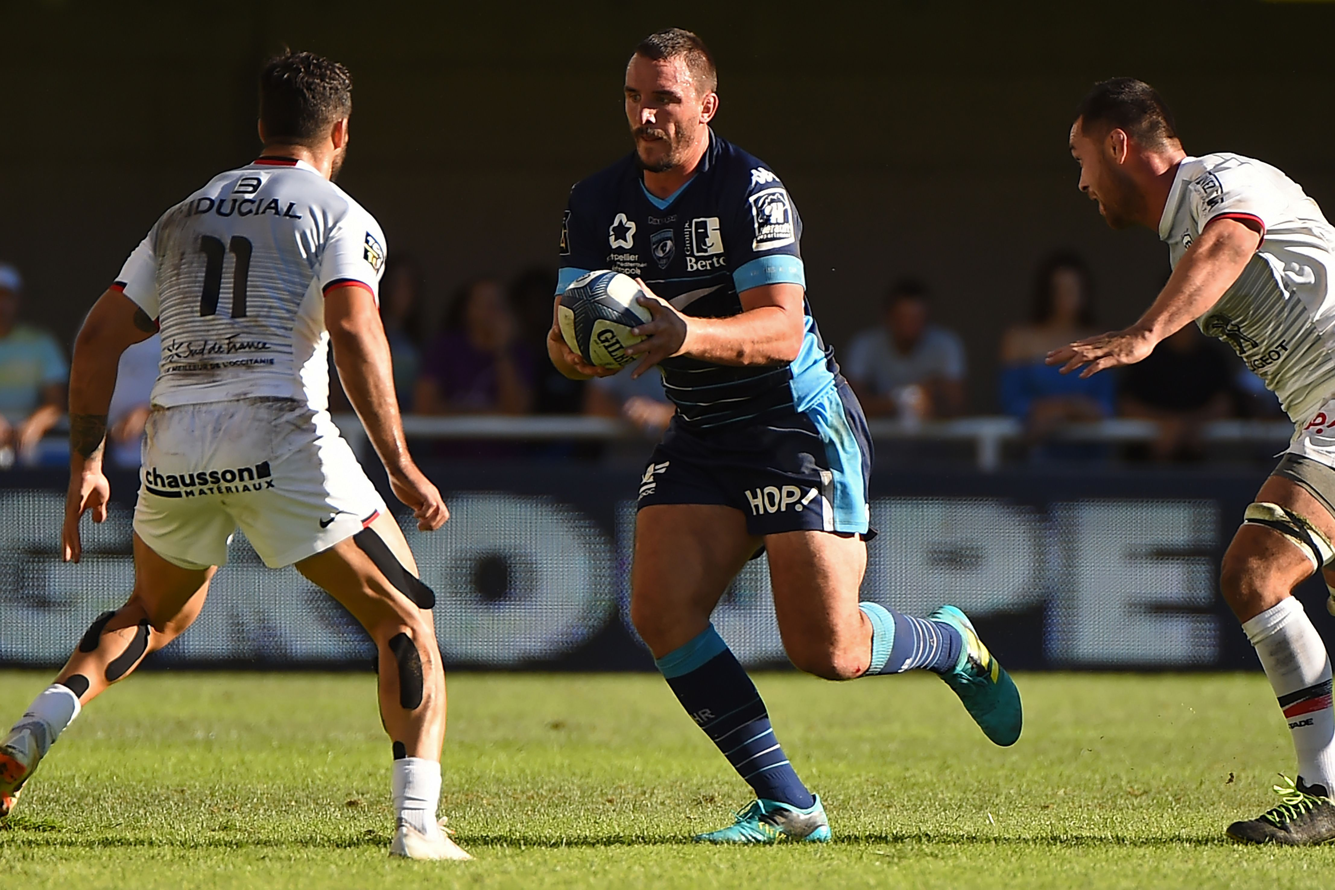 Rugby - Top 14 - Louis Picamoles, le retour en force