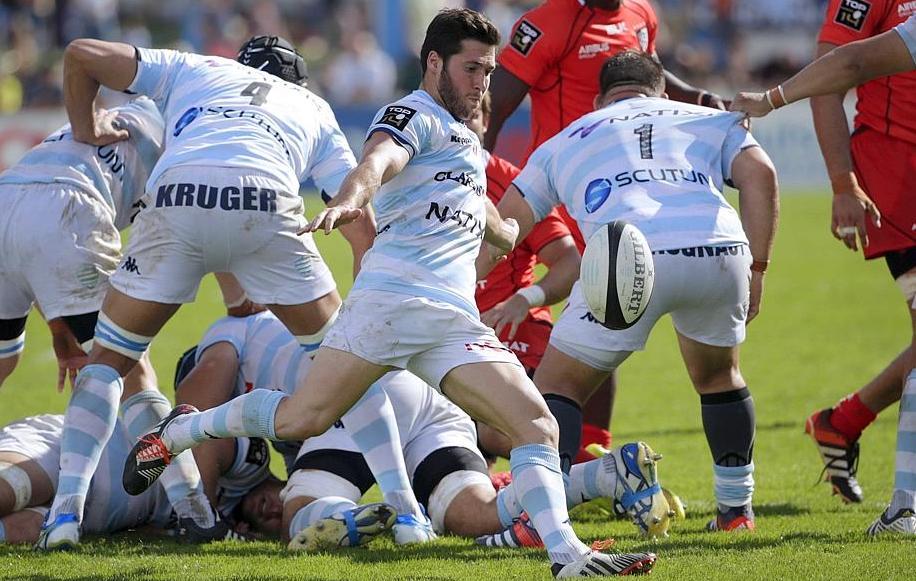 Rugby - Top 14 - Machenaud : «Kockott ? Un joueur de plus !»