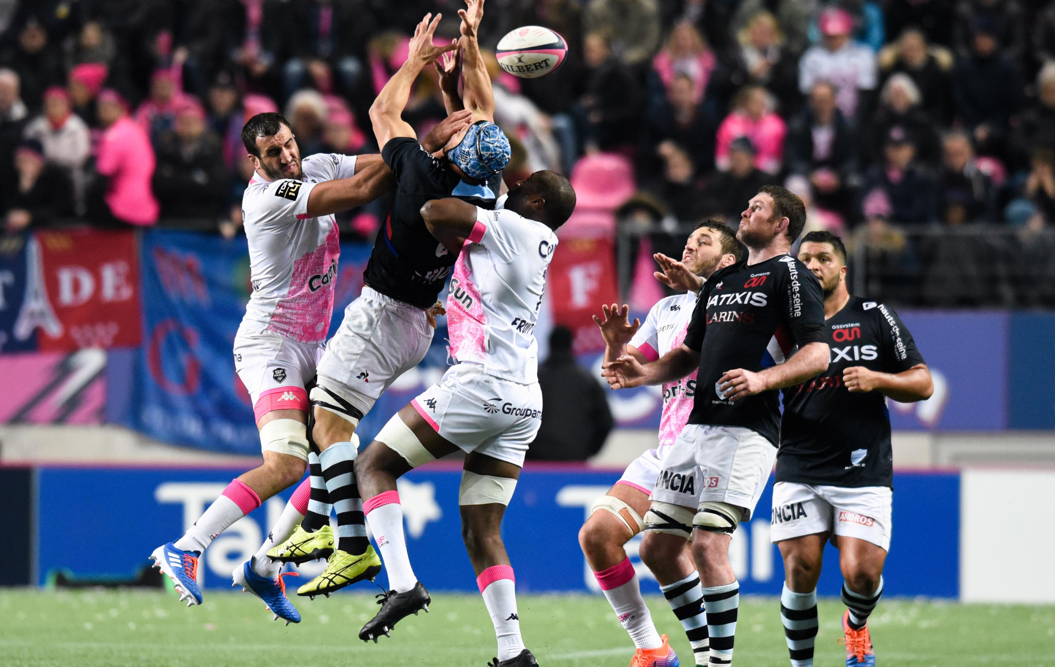 Rugby - Top 14 - Maestri (Stade Français) : «Même si ça me démange, je vais me retenir…»