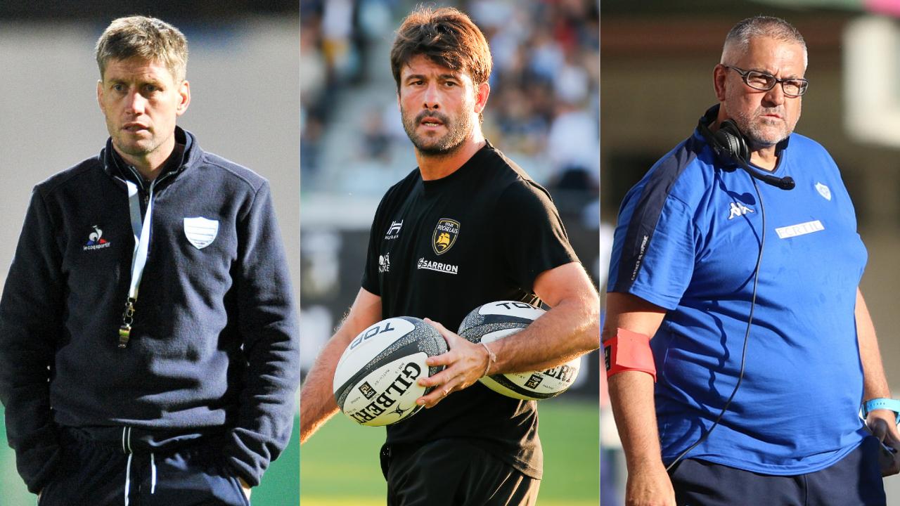 Rugby - Top 14 - Mercato : la grande valse des entraîneurs en Top 14