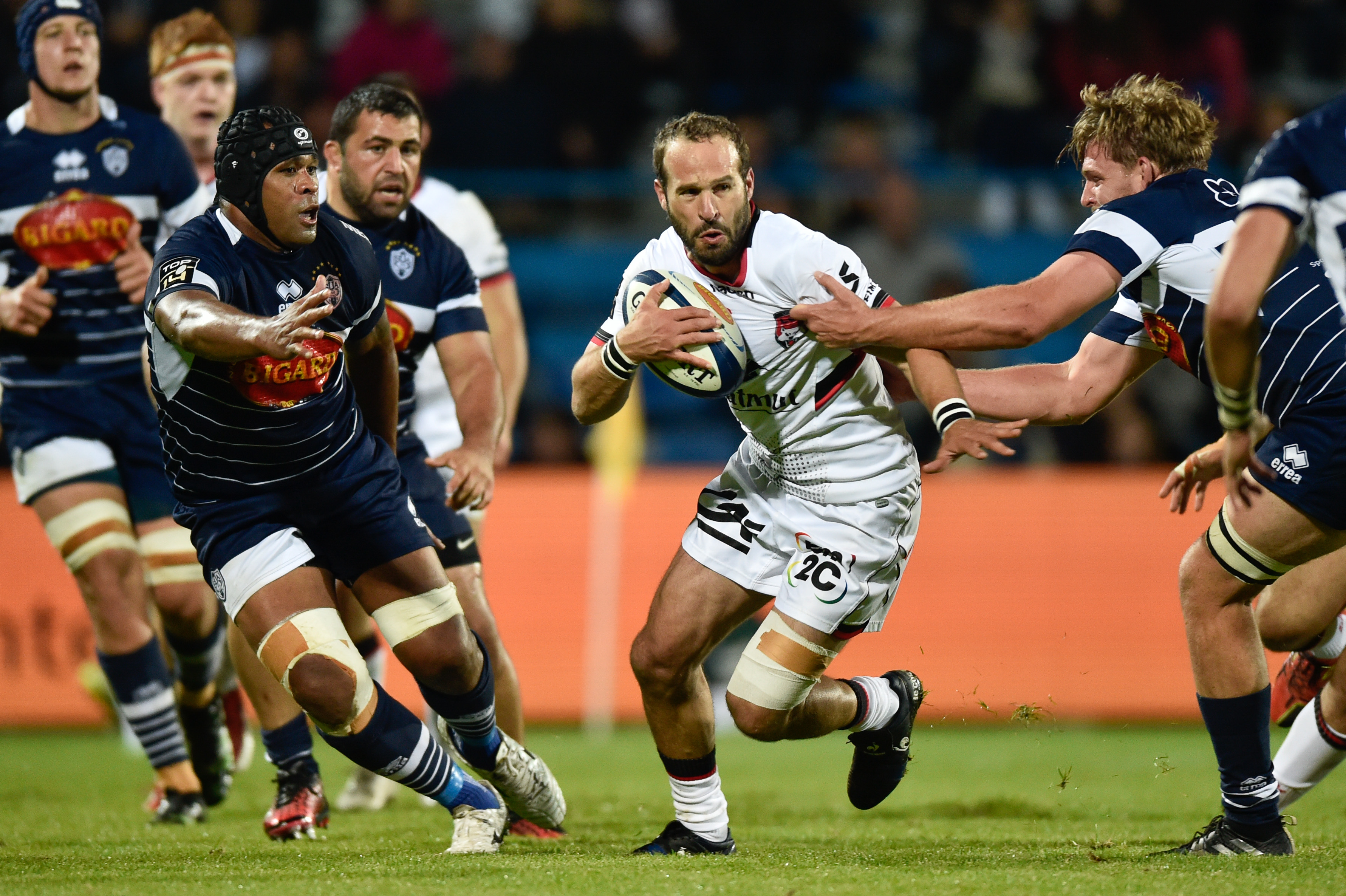 Rugby - Top 14 - Michalak: retour sur une carrière fulgurante et tumultueuse