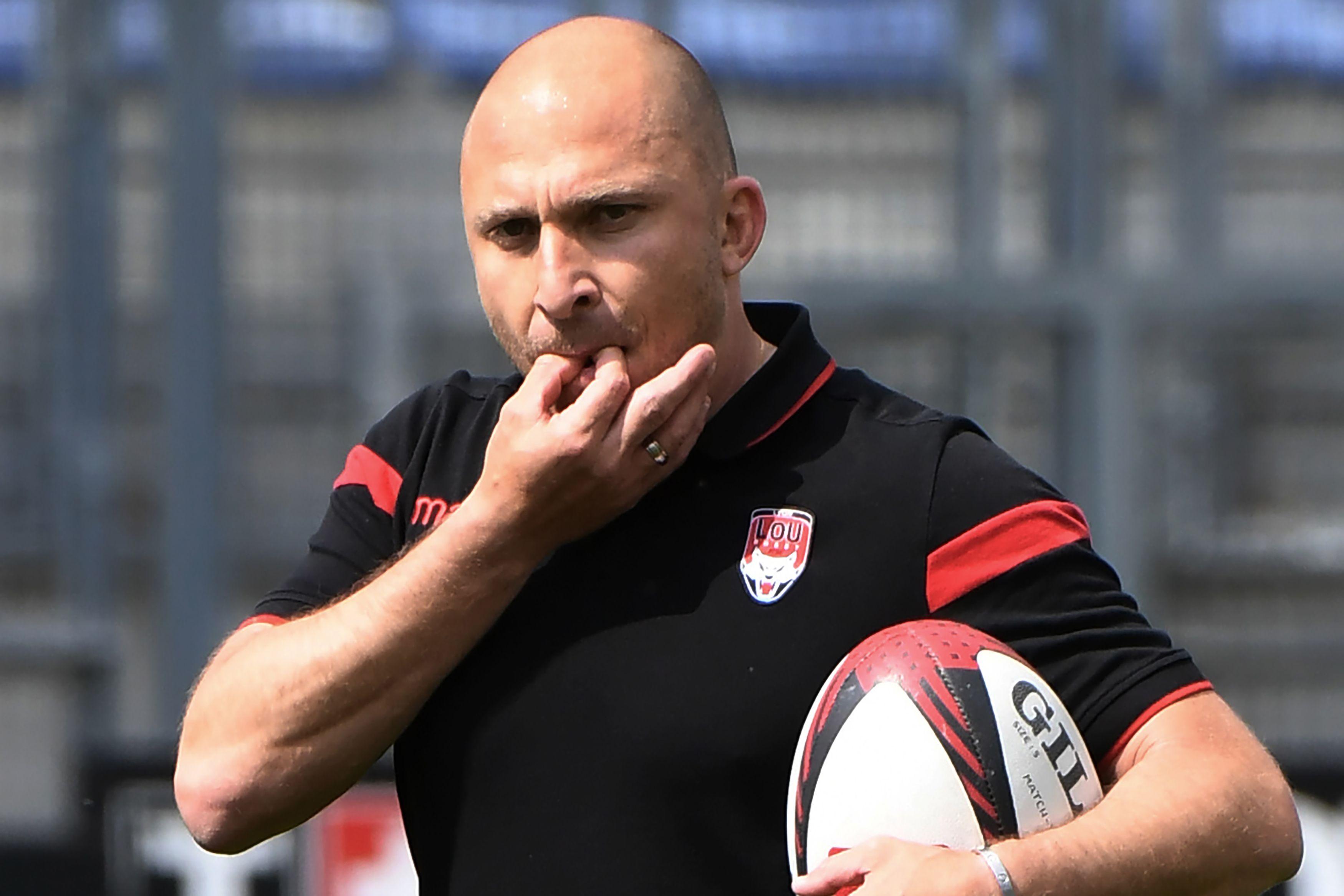 Rugby - Top 14 - Mignoni après Lyon-Montpellier : «On n'est pas encore arrivé»