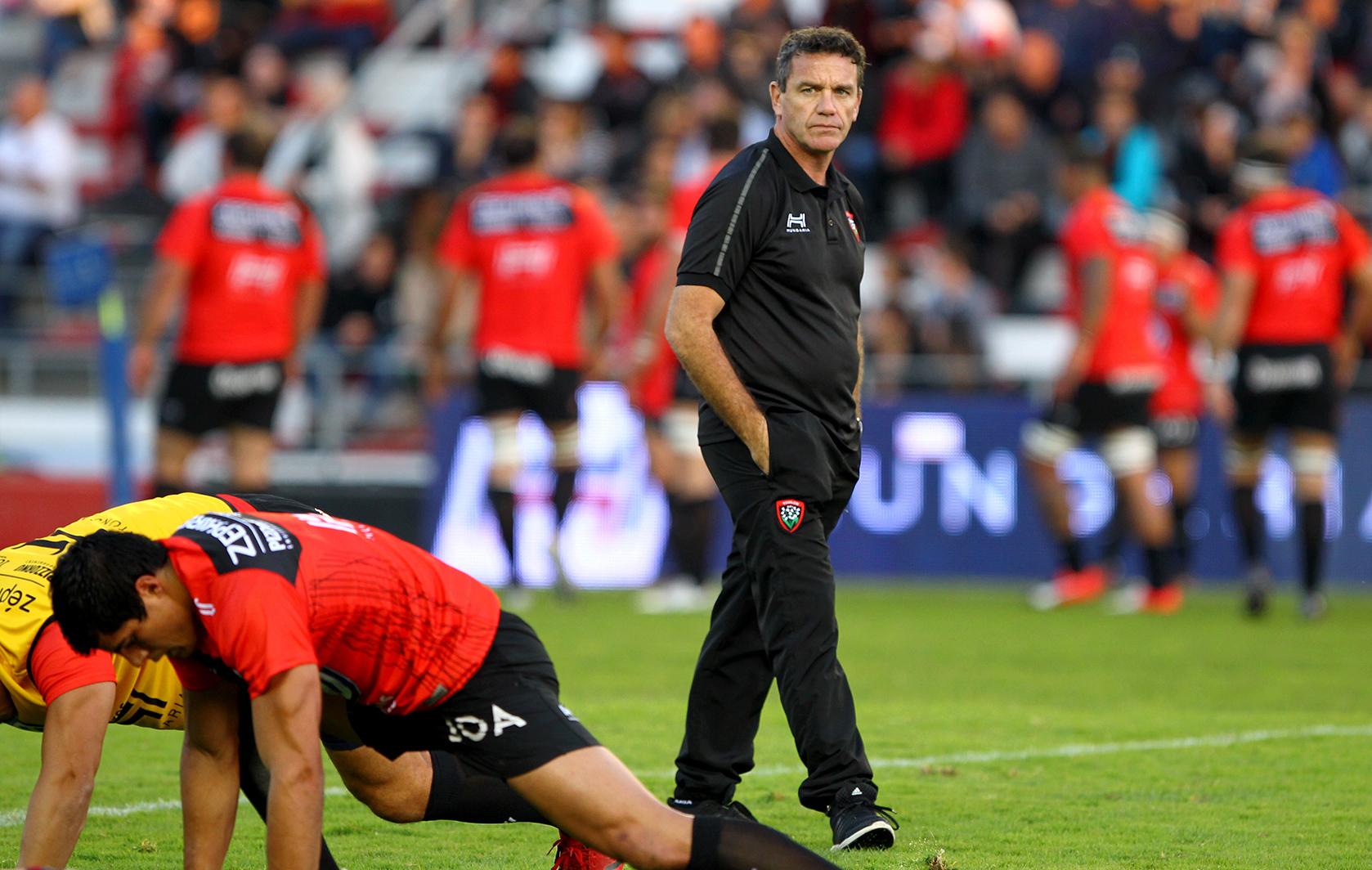 Rugby - Top 14 - Mike Ford : «C'est un nouveau départ pour Toulon»