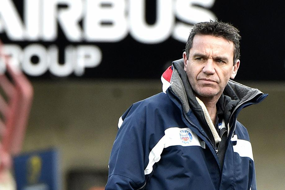 Rugby - Top 14 - Mike Ford, un ''M. Bricolage'' au RC Toulon