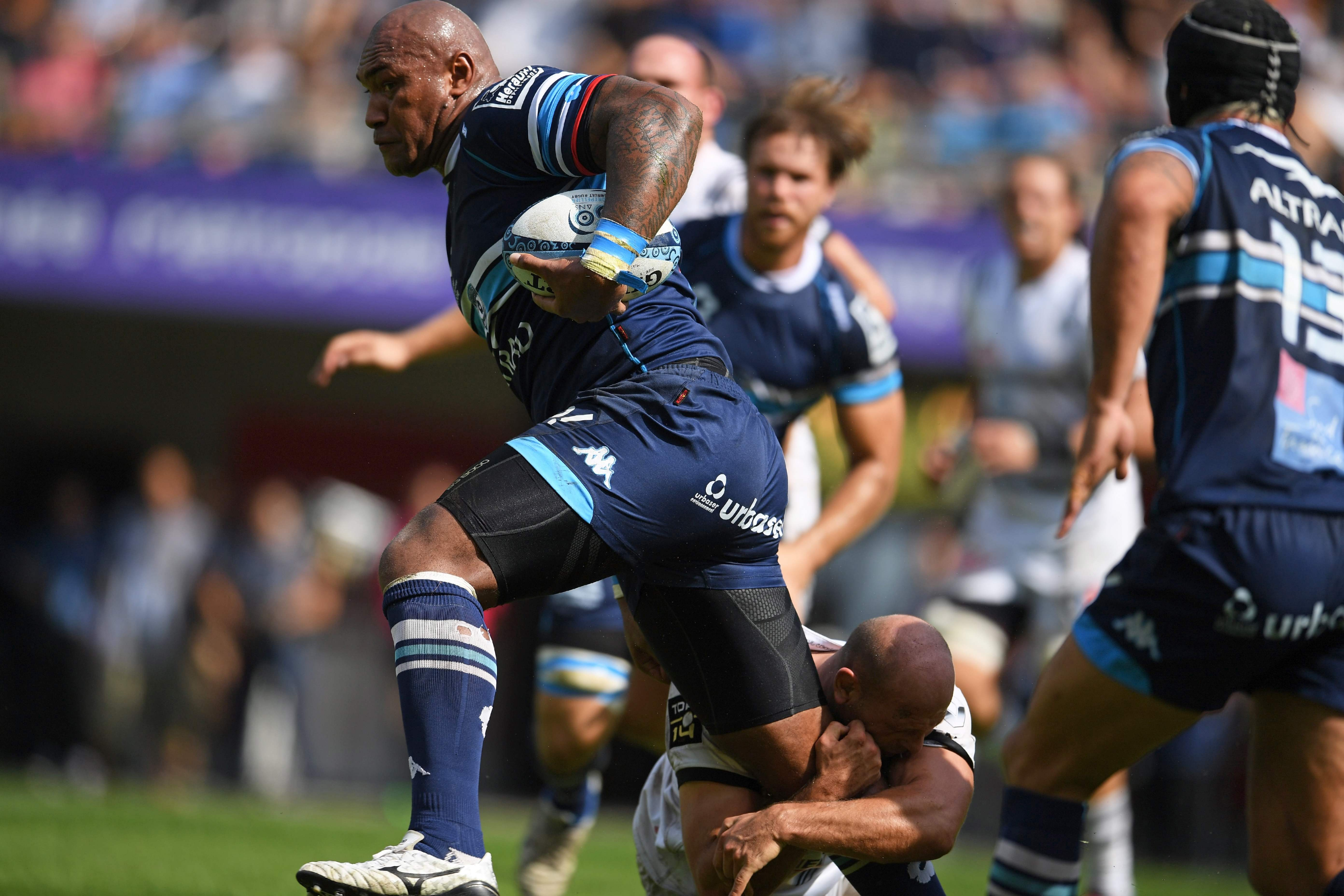 Rugby - Top 14 - Montpellier confirme devant Brive, Nadolo s'affirme