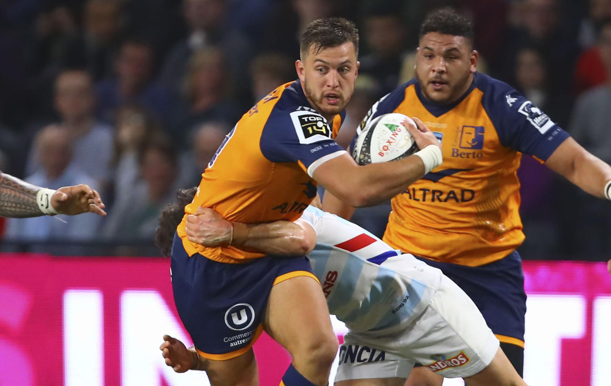 Rugby - Top 14 - Handré Pollard, un maestro aux commandes de Montpellier