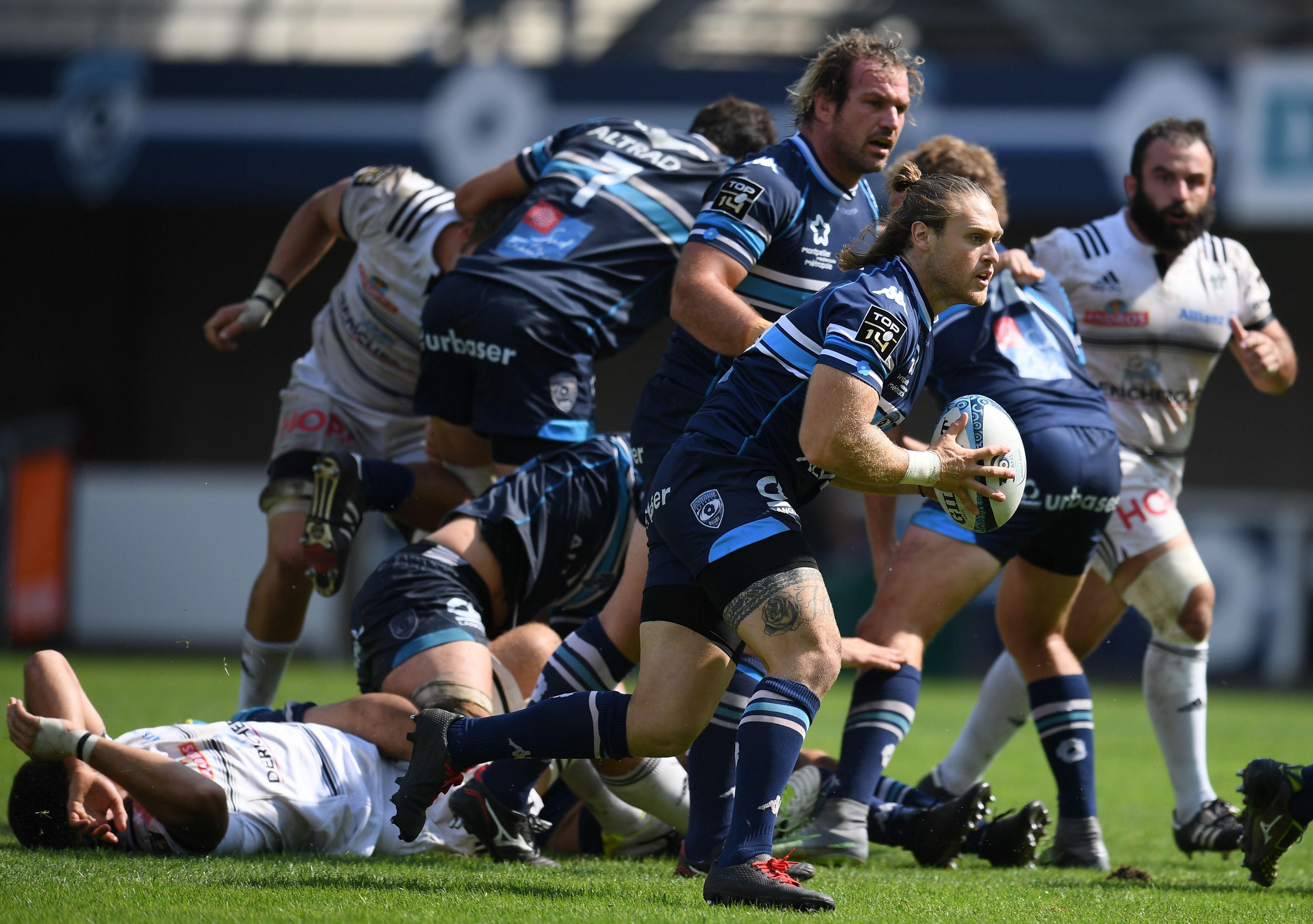 Rugby - Top 14 - Montpellier : la fin programmée de la filière sud-africaine ?